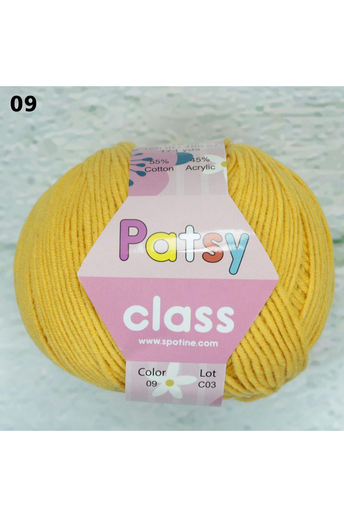 Patsy Class Lüks Cotton İp