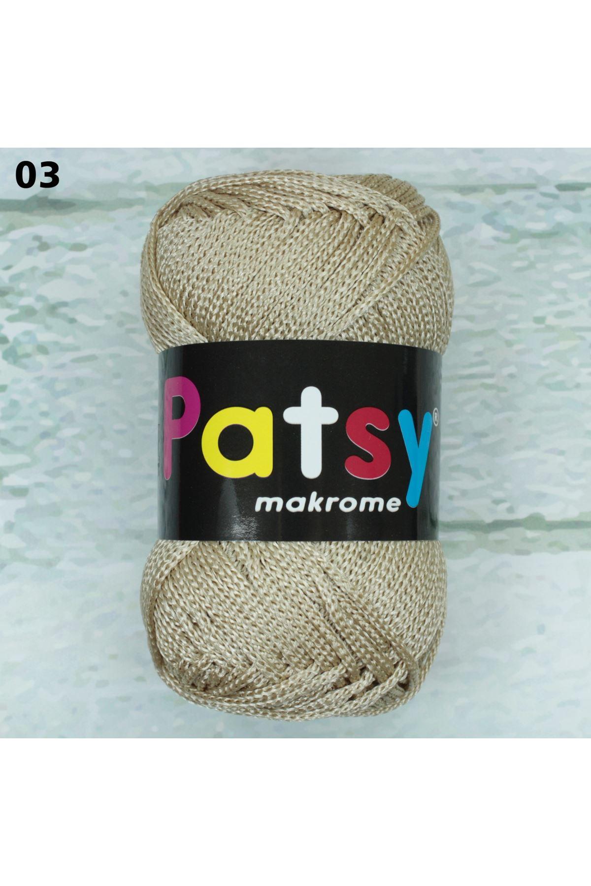Patsy Makrome İpi