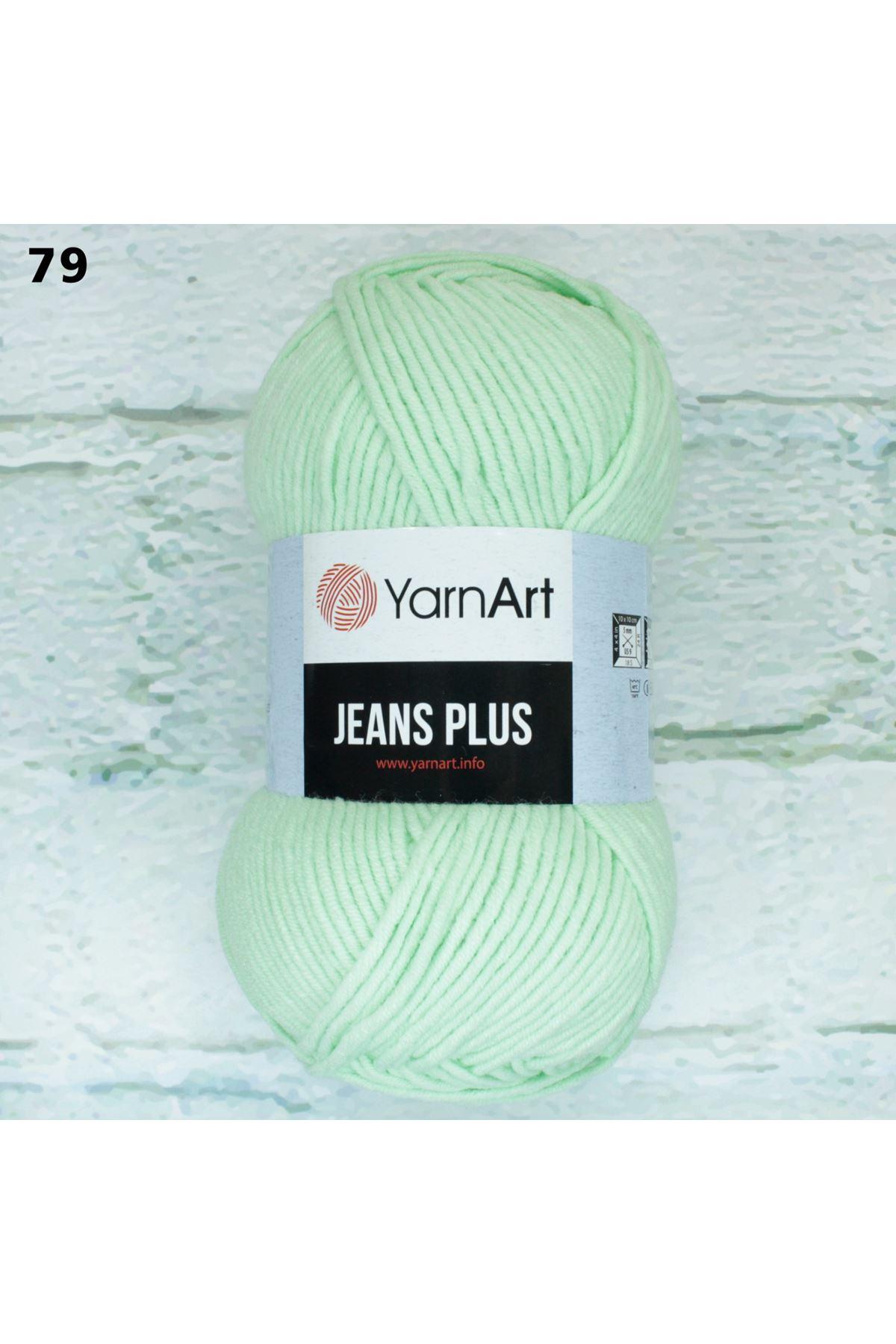 Yarnart Jeans Plus