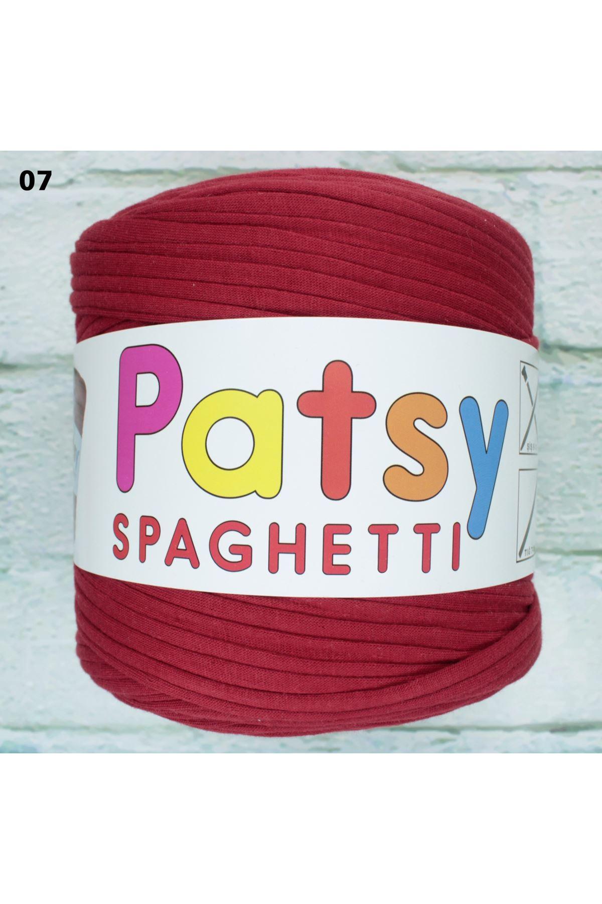 Patsy Spagetti Penye İp - 07
