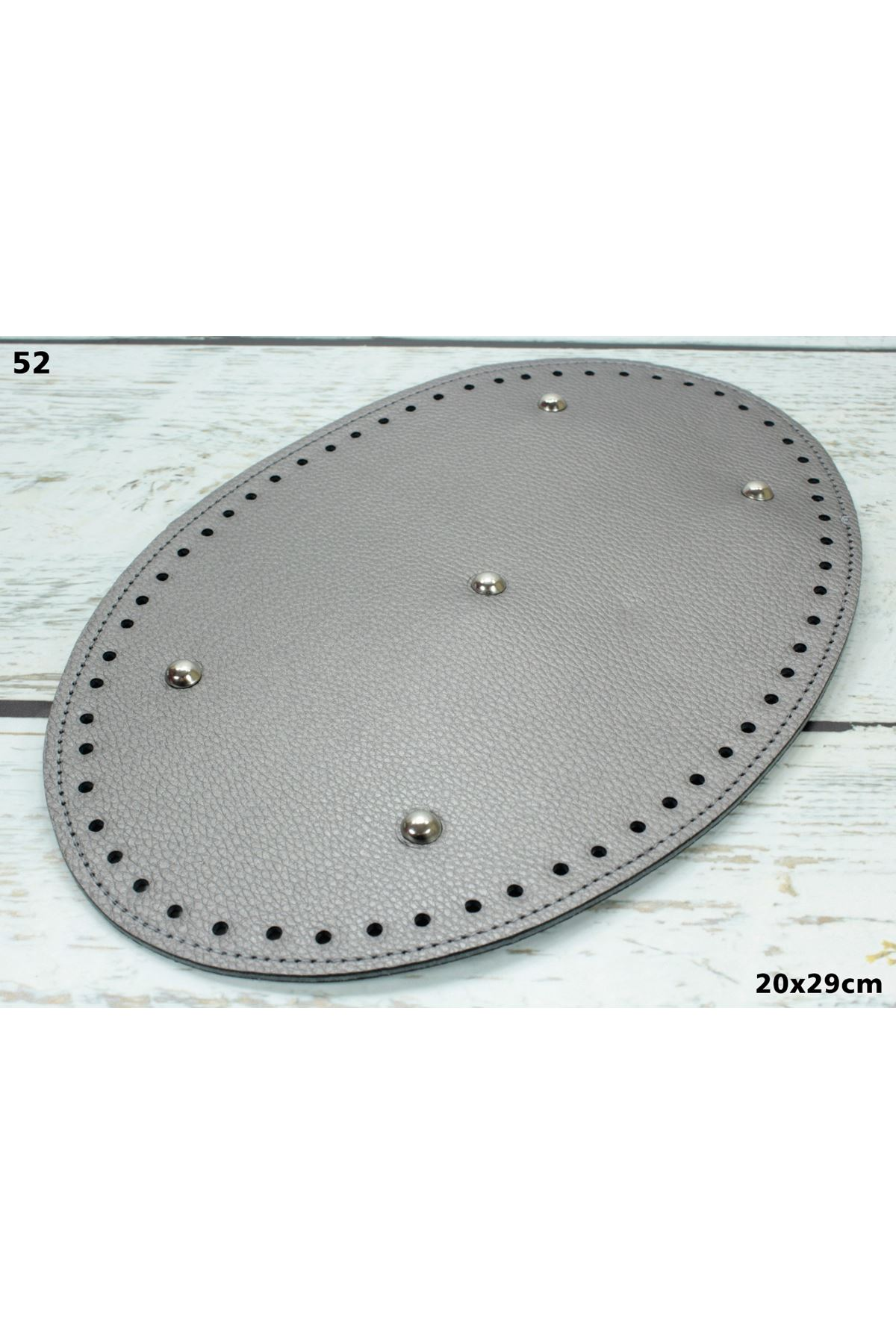 Oval Çanta Tabanı