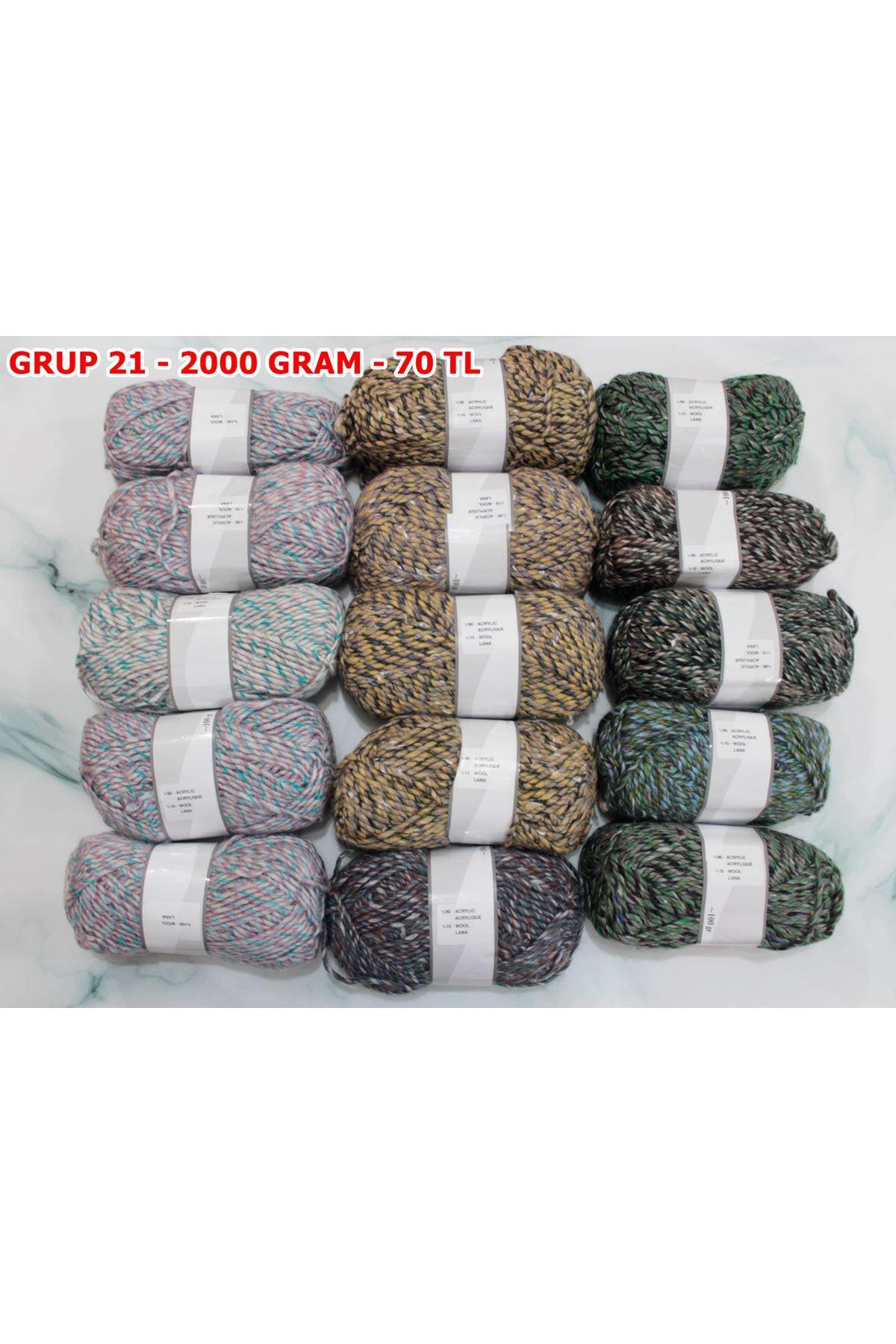 Export Akrilik İpler İhraç Fazlası Grup 21