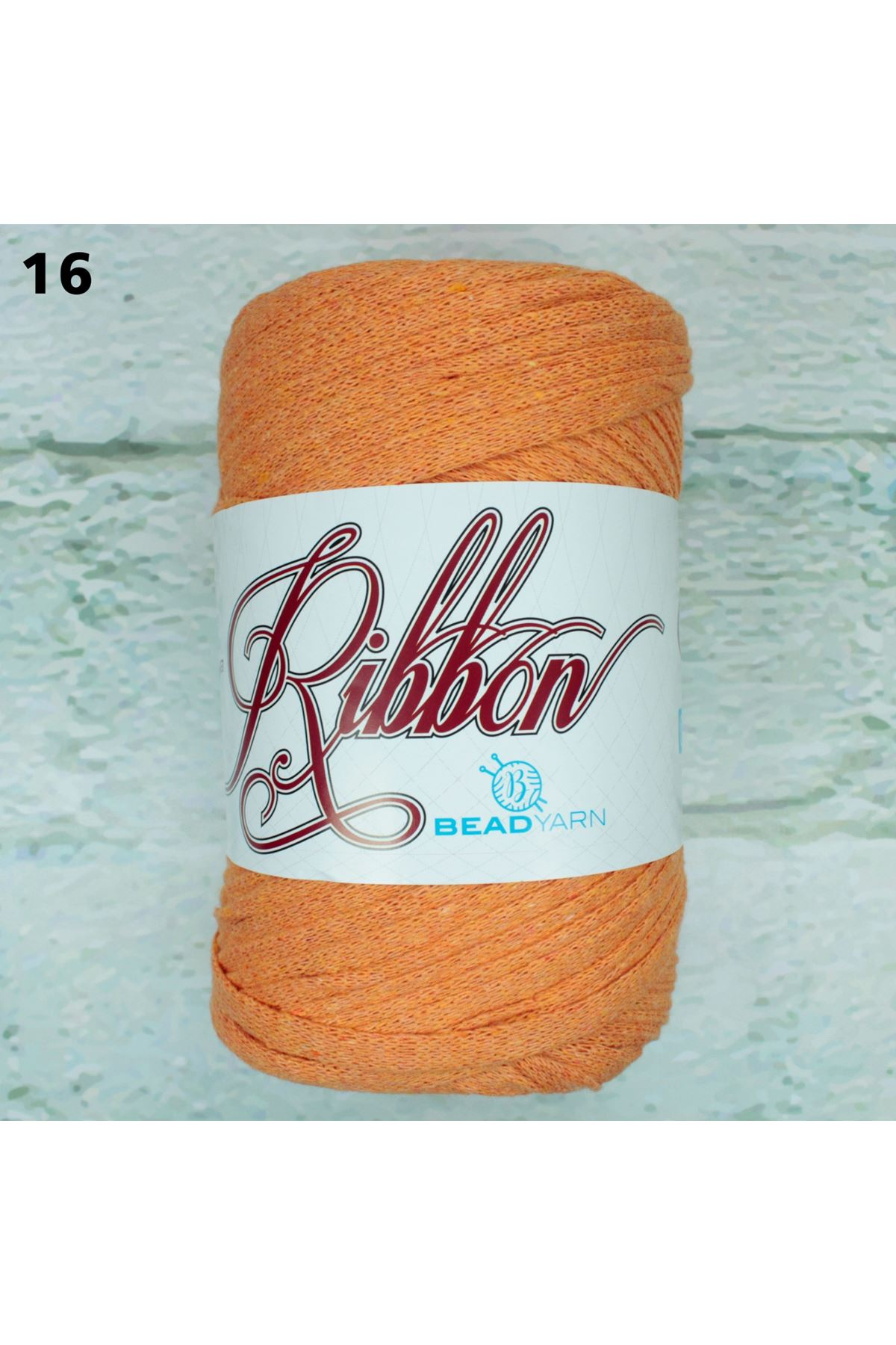 Ribbon İp No:16
