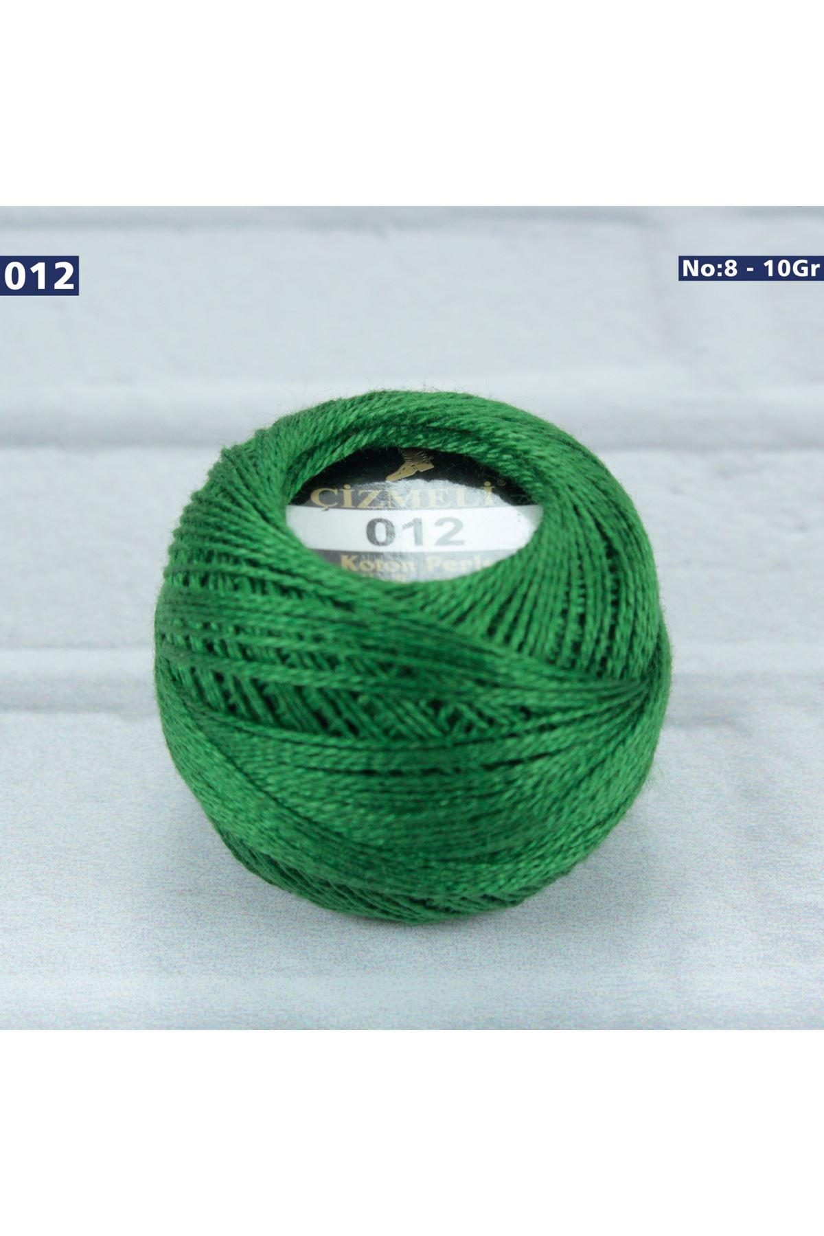 Çizmeli Cotton Perle Nakış İpliği No: 012