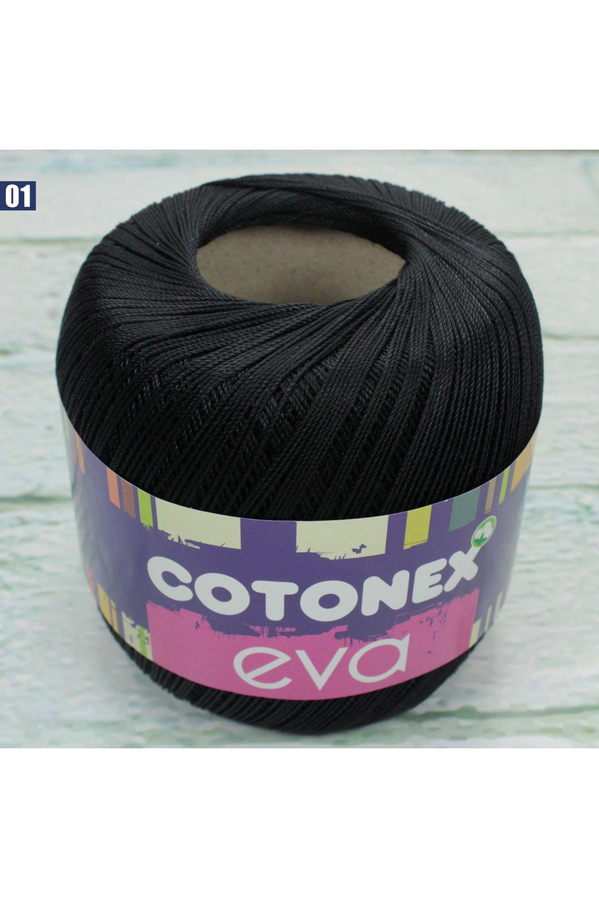 Cotonex Merserize 100 gram No: 01