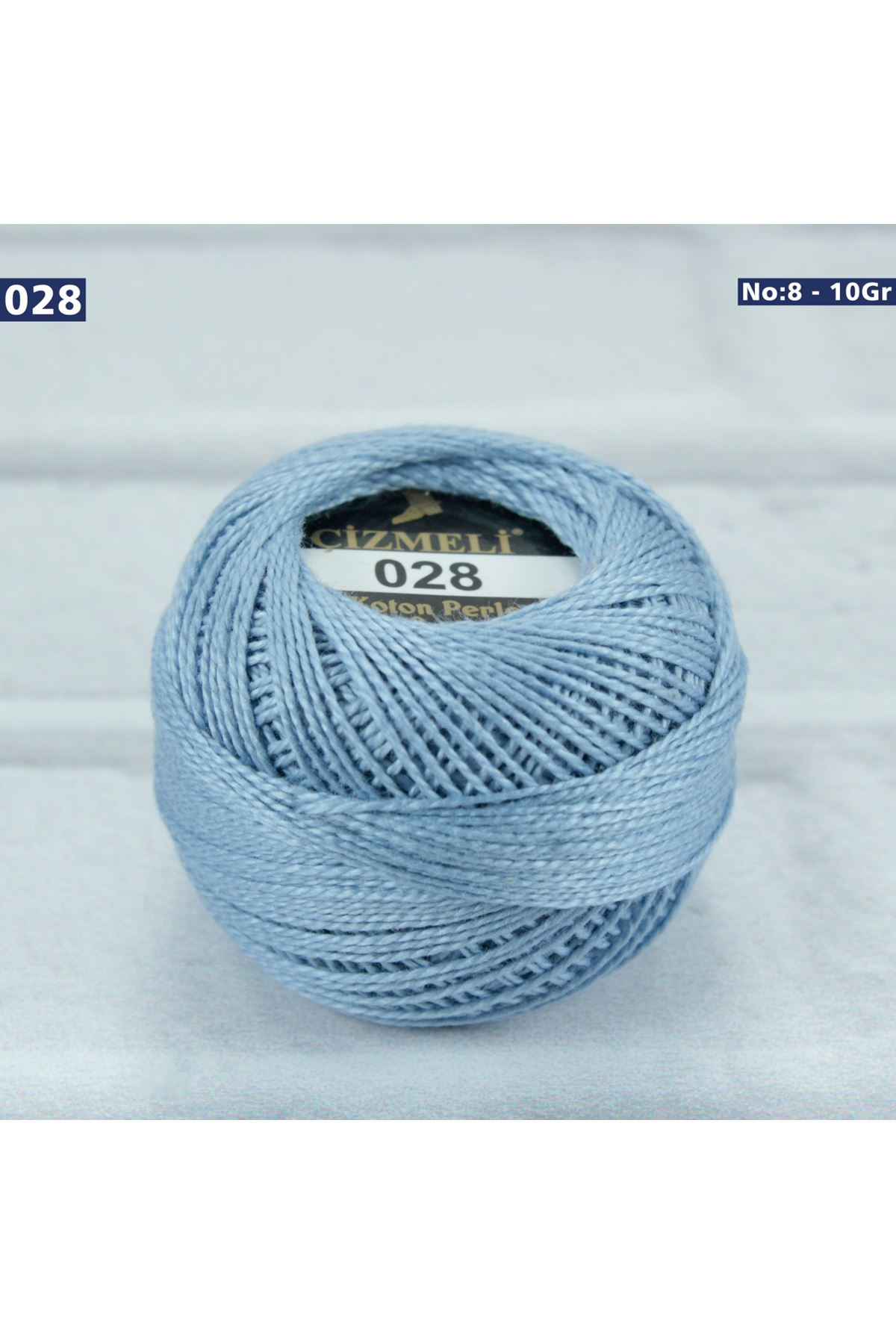 Çizmeli Cotton Perle Nakış İpliği No: 028