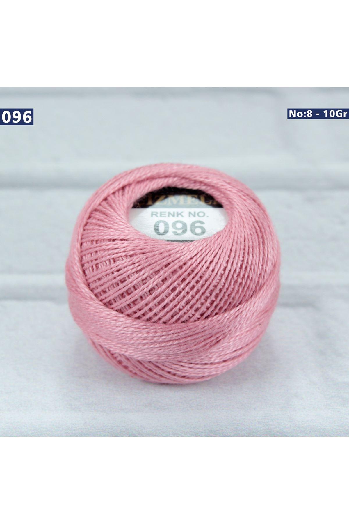 Çizmeli Cotton Perle Nakış İpliği No: 096