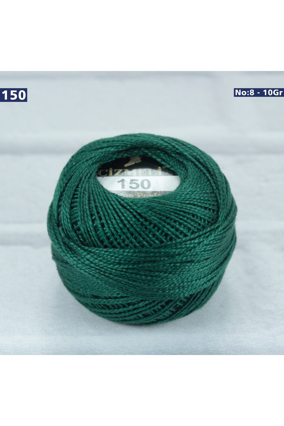 Çizmeli Cotton Perle Nakış İpliği No: 150