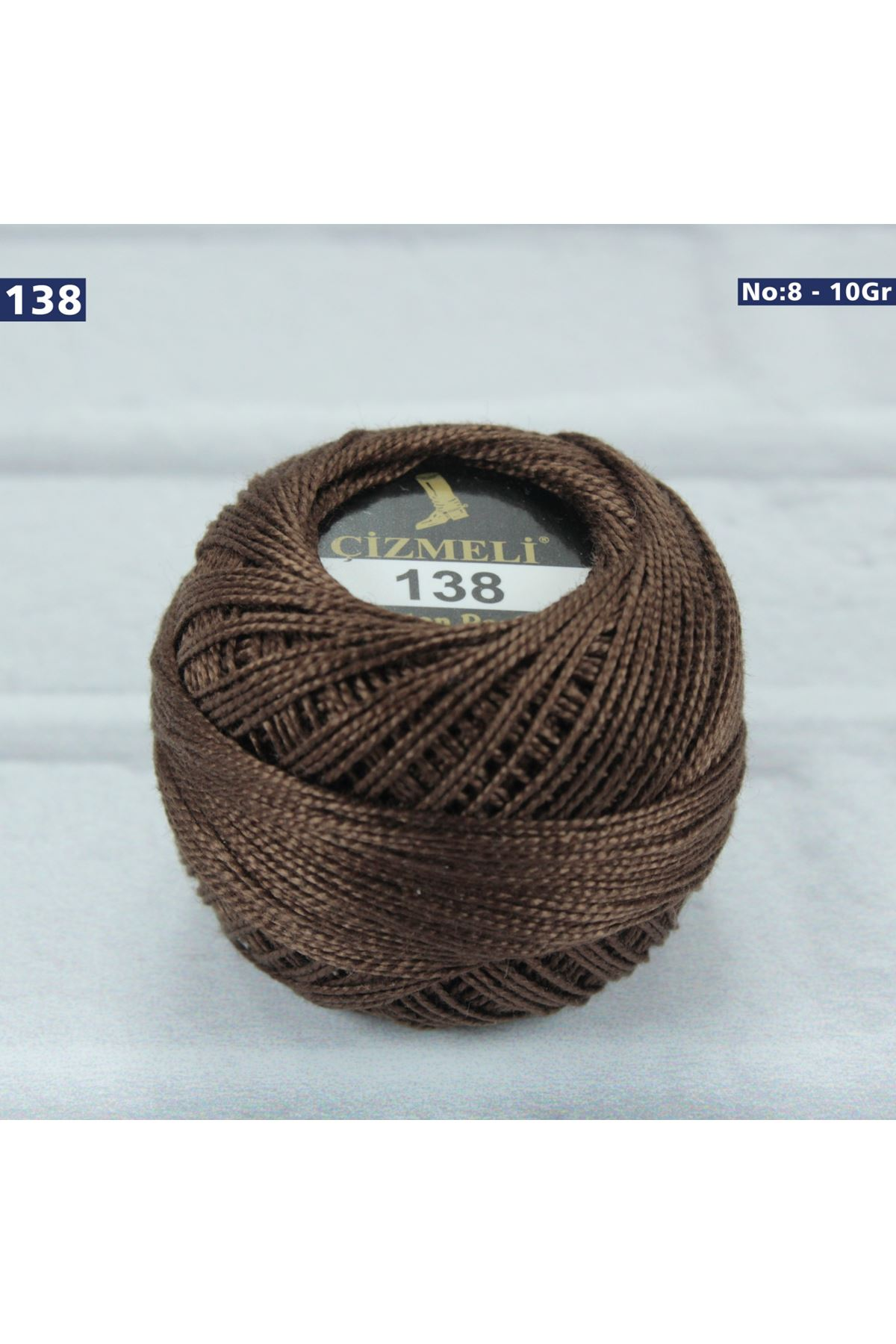 Çizmeli Cotton Perle Nakış İpliği No: 138