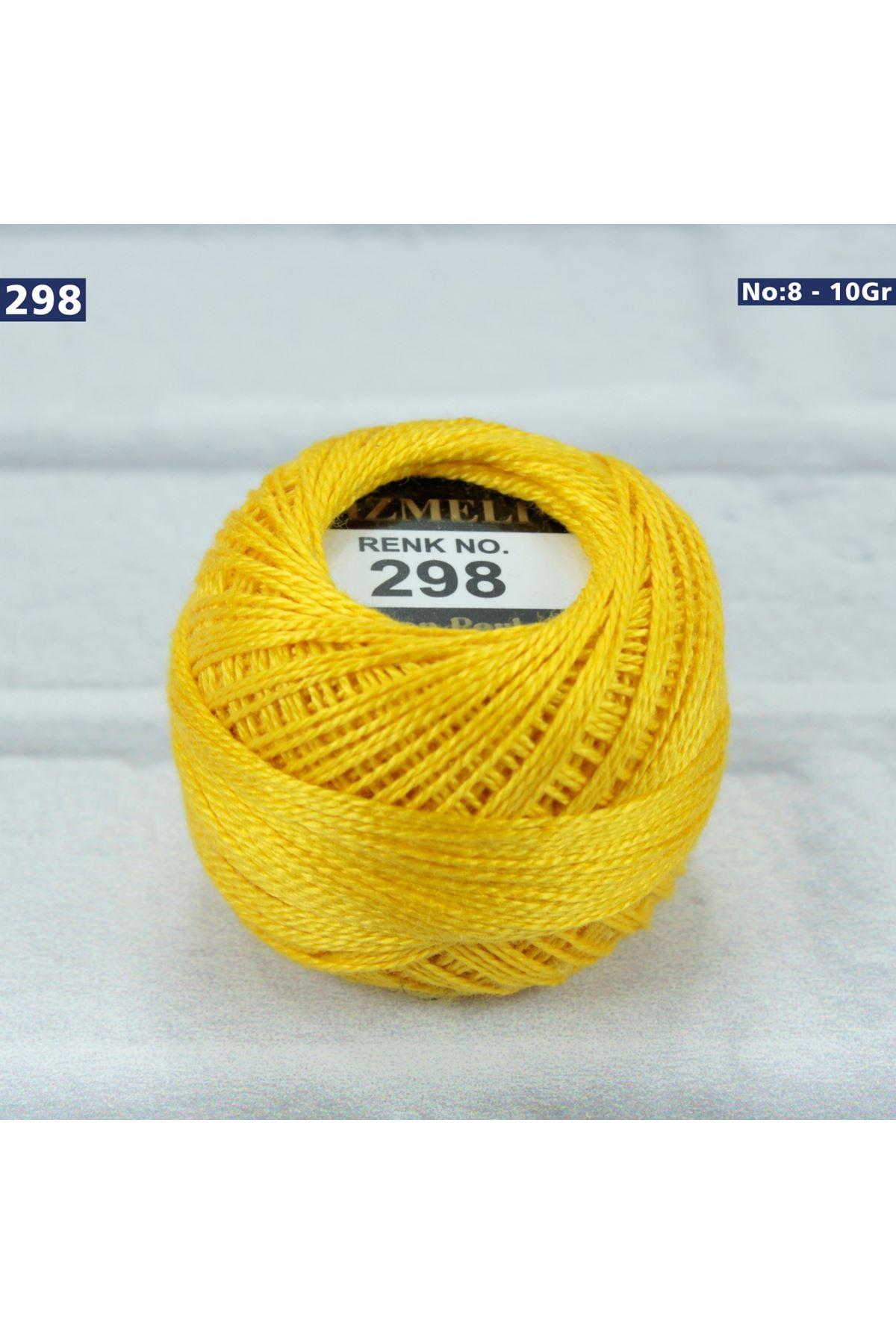 Çizmeli Cotton Perle Nakış İpliği No: 298