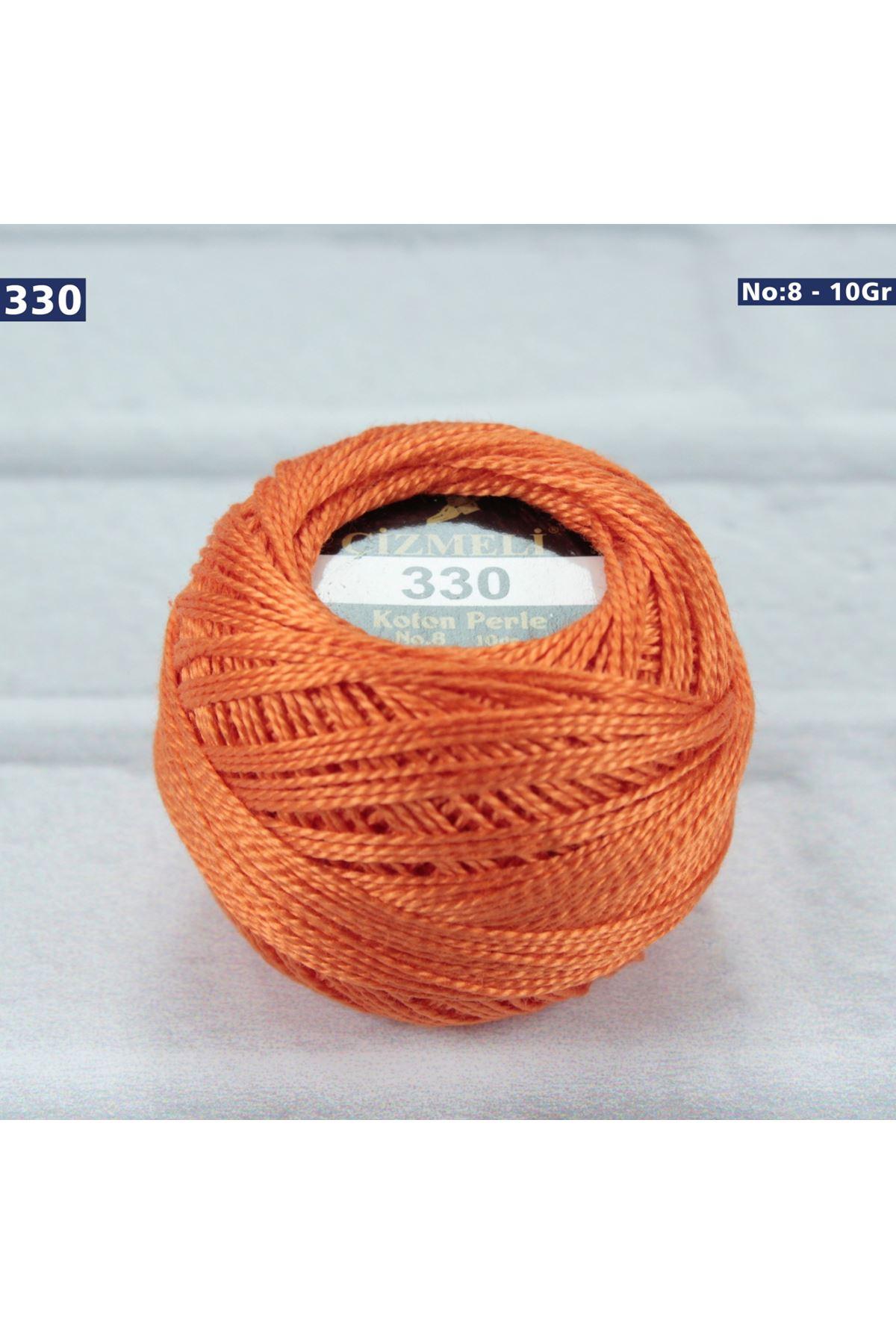 Çizmeli Cotton Perle Nakış İpliği No: 330