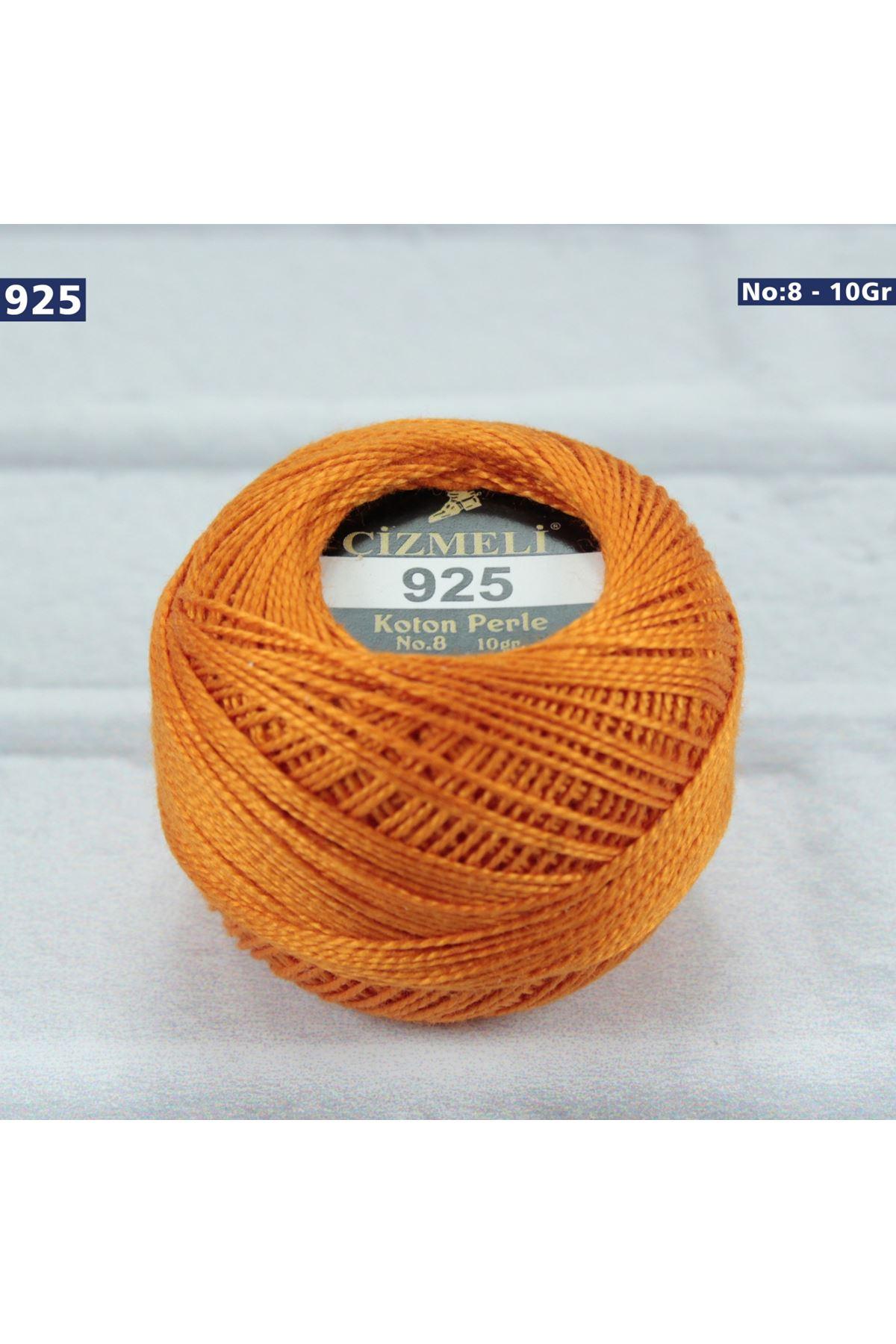 Çizmeli Cotton Perle Nakış İpliği No: 925