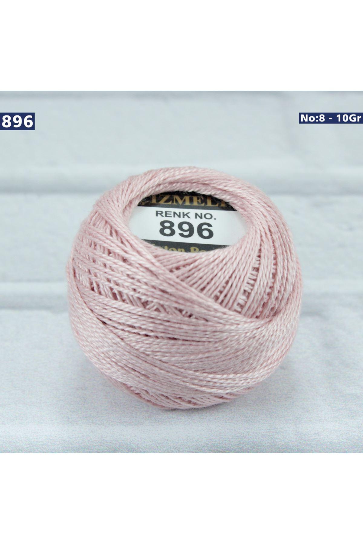 Çizmeli Cotton Perle Nakış İpliği No: 896