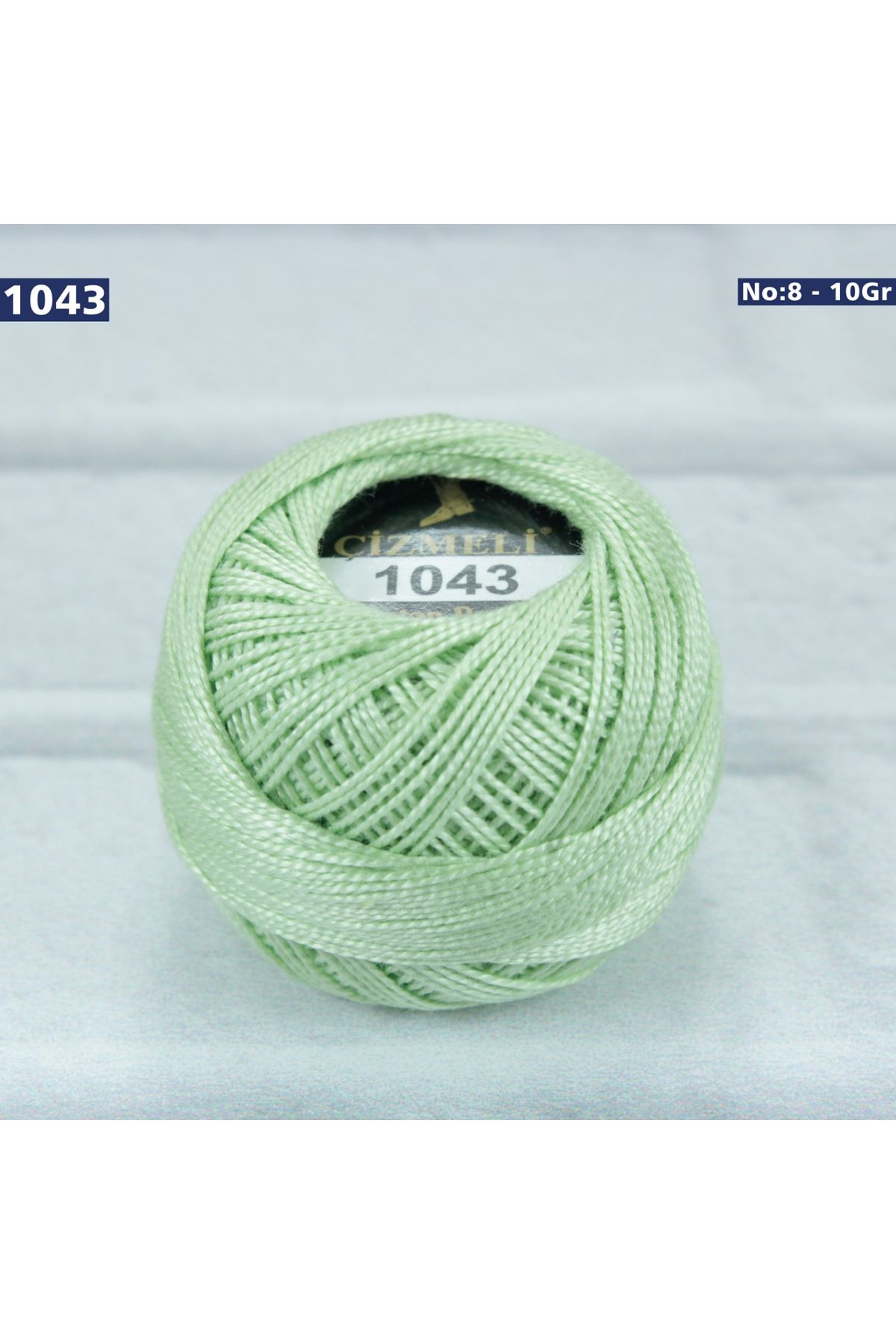 Çizmeli Cotton Perle Nakış İpliği No: 1043
