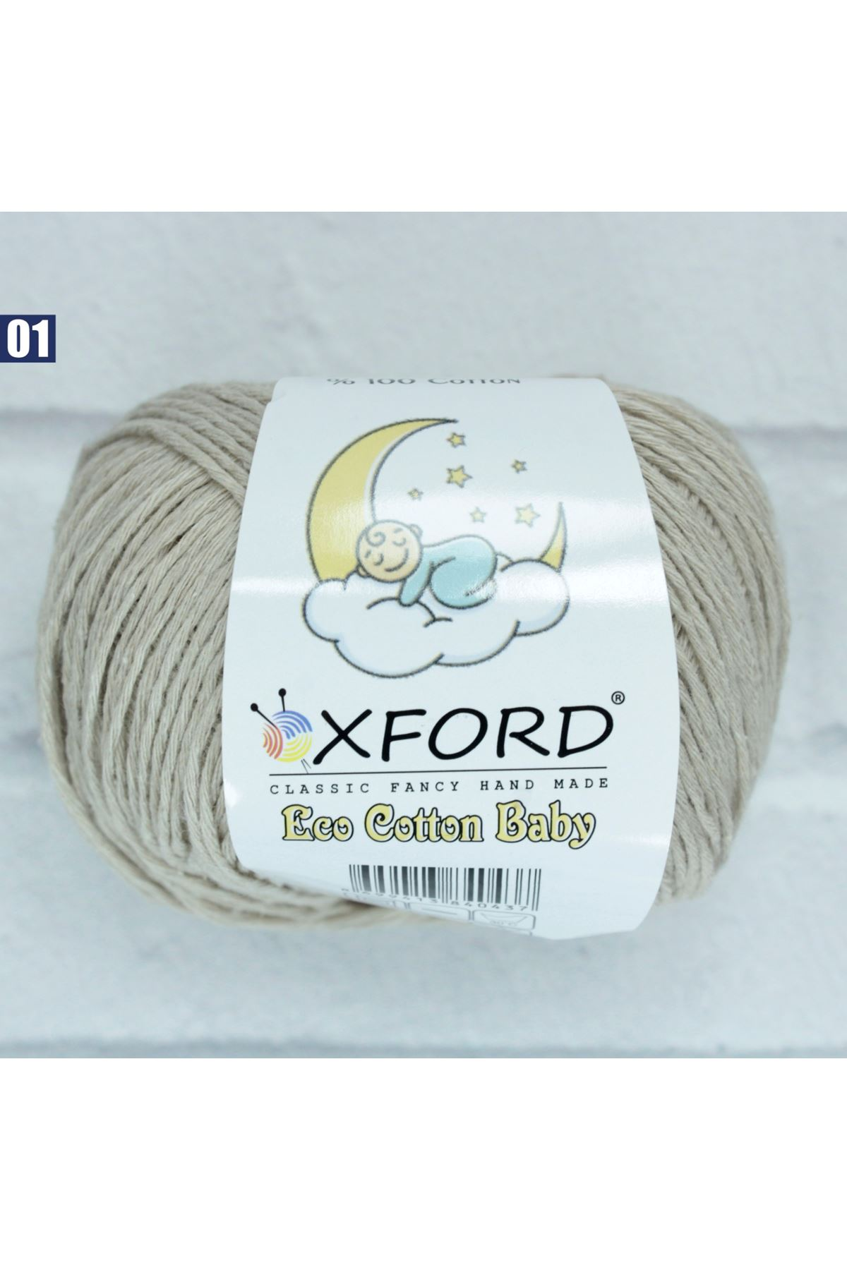 Oxford Eco Cotton Baby 1