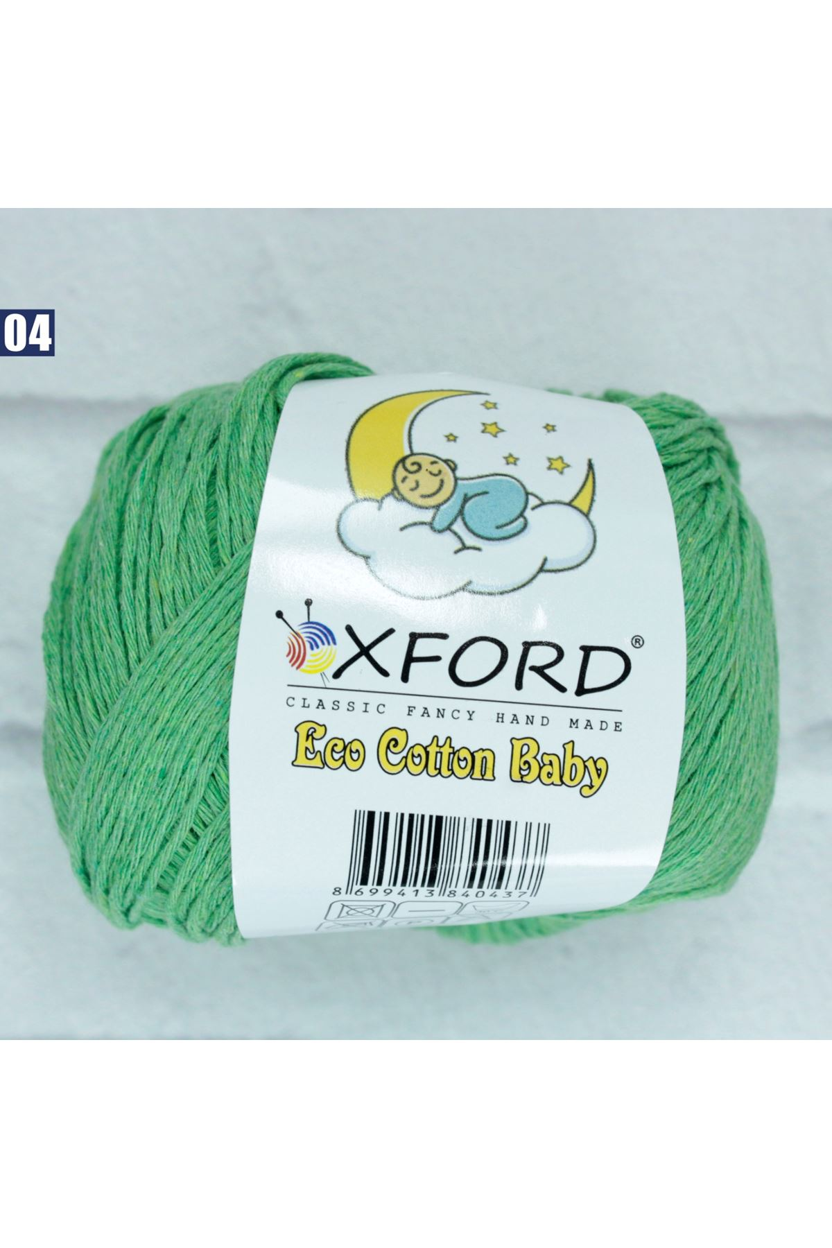 Oxford Eco Cotton Baby 4