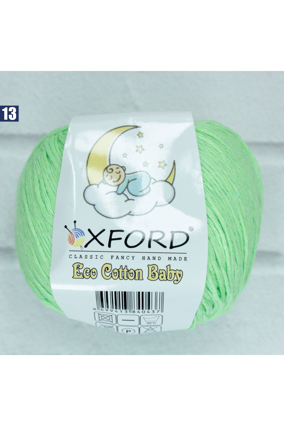Oxford Eco Cotton Baby 13