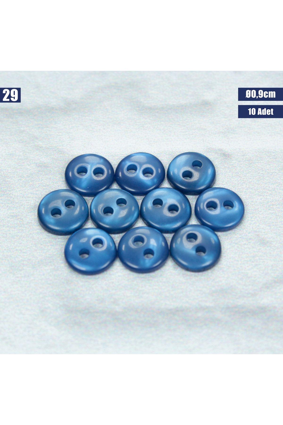 Amigurumi Düğmesi Ø 0,9cm - 29