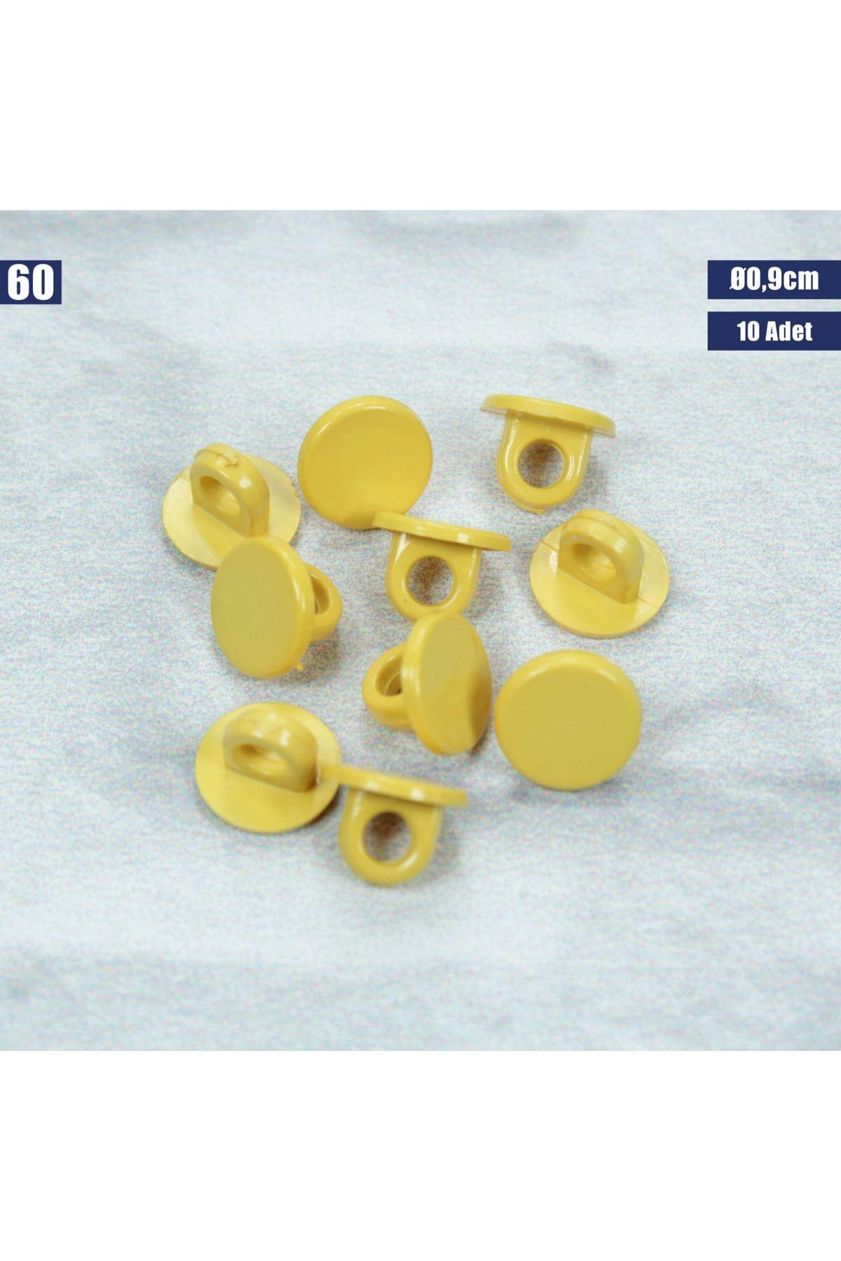 Amigurumi Düğmesi Ø0,9 cm - 60