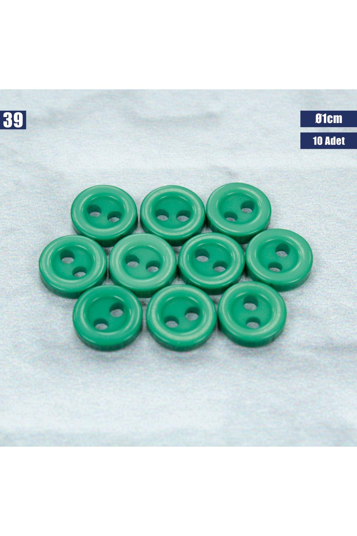 Amigurumi Düğmesi Ø 1cm - 39