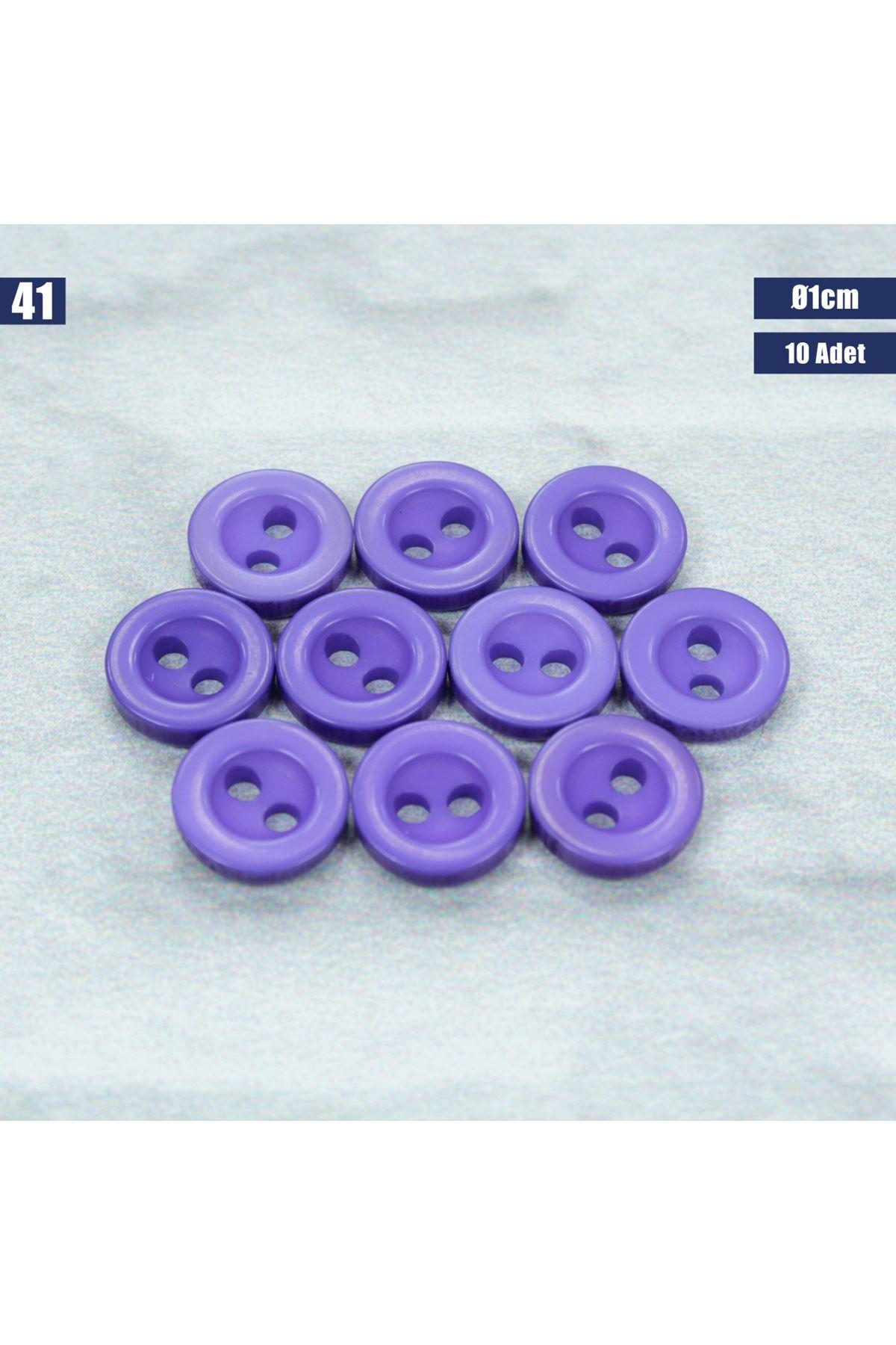 Amigurumi Düğmesi Ø 1cm - 41