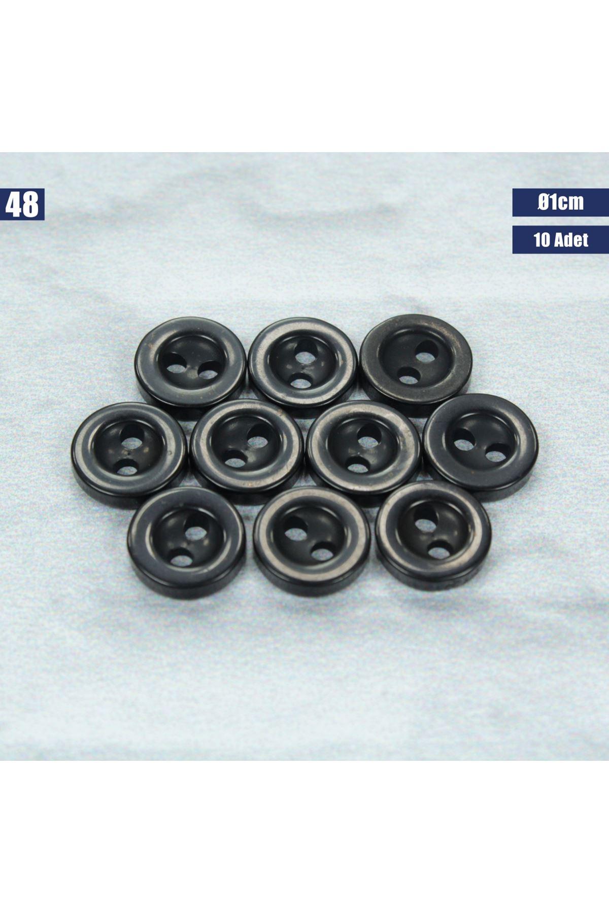 Amigurumi Düğmesi Ø 1cm - 48