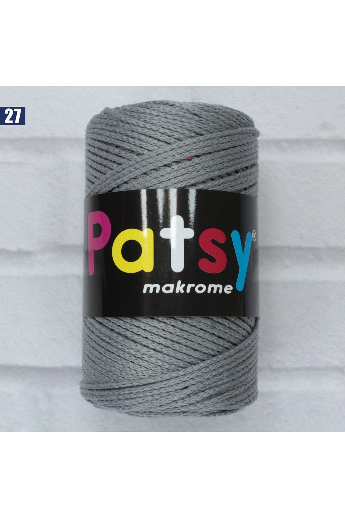 Patsy Makrome İpi - 27