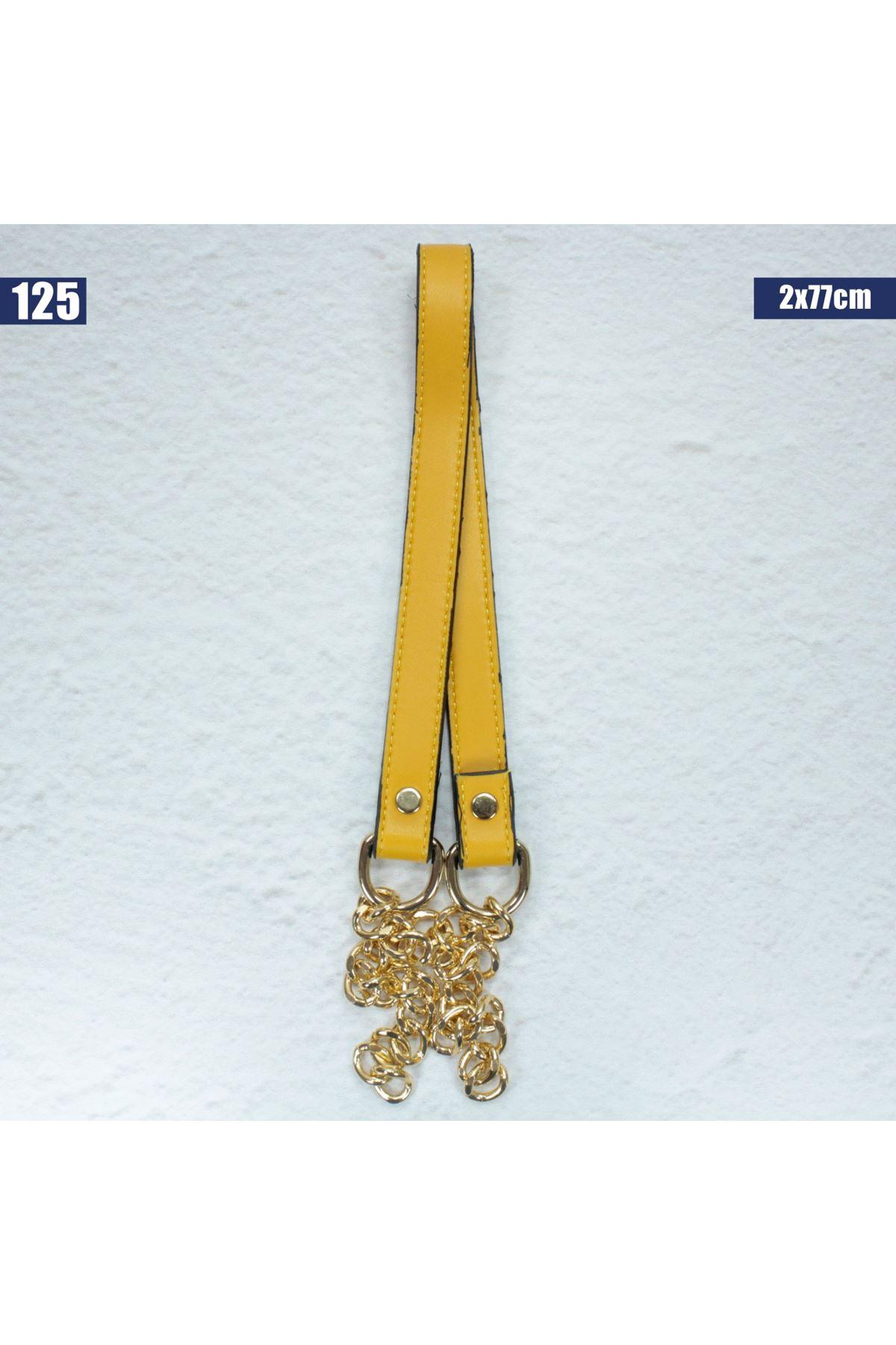Deri Çanta Sapı 125