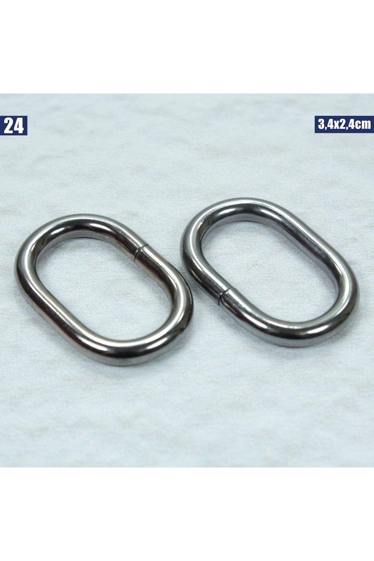 Metal Çanta Halkası 24