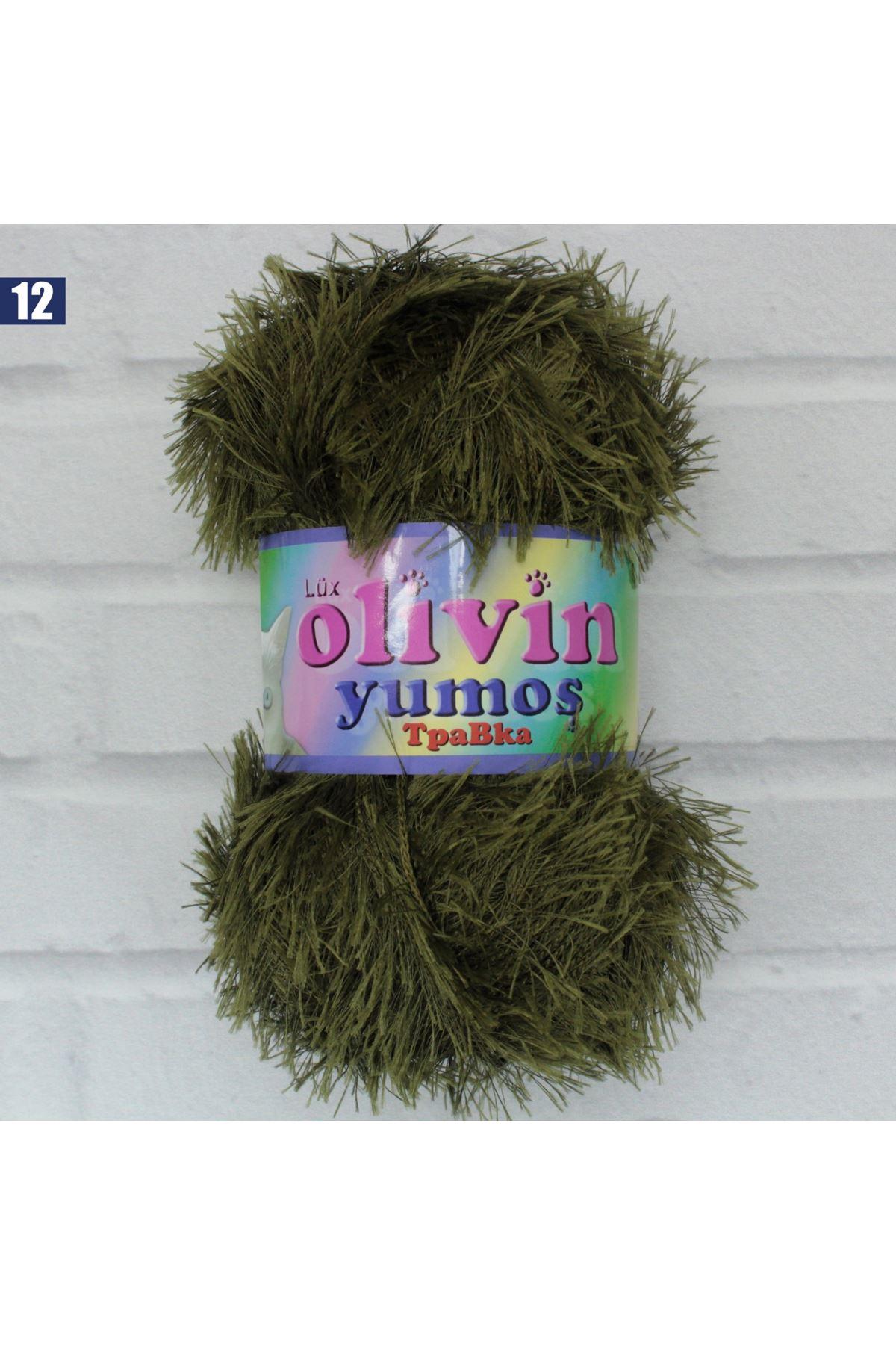 Olivin Yumoş Sakallı İp 12