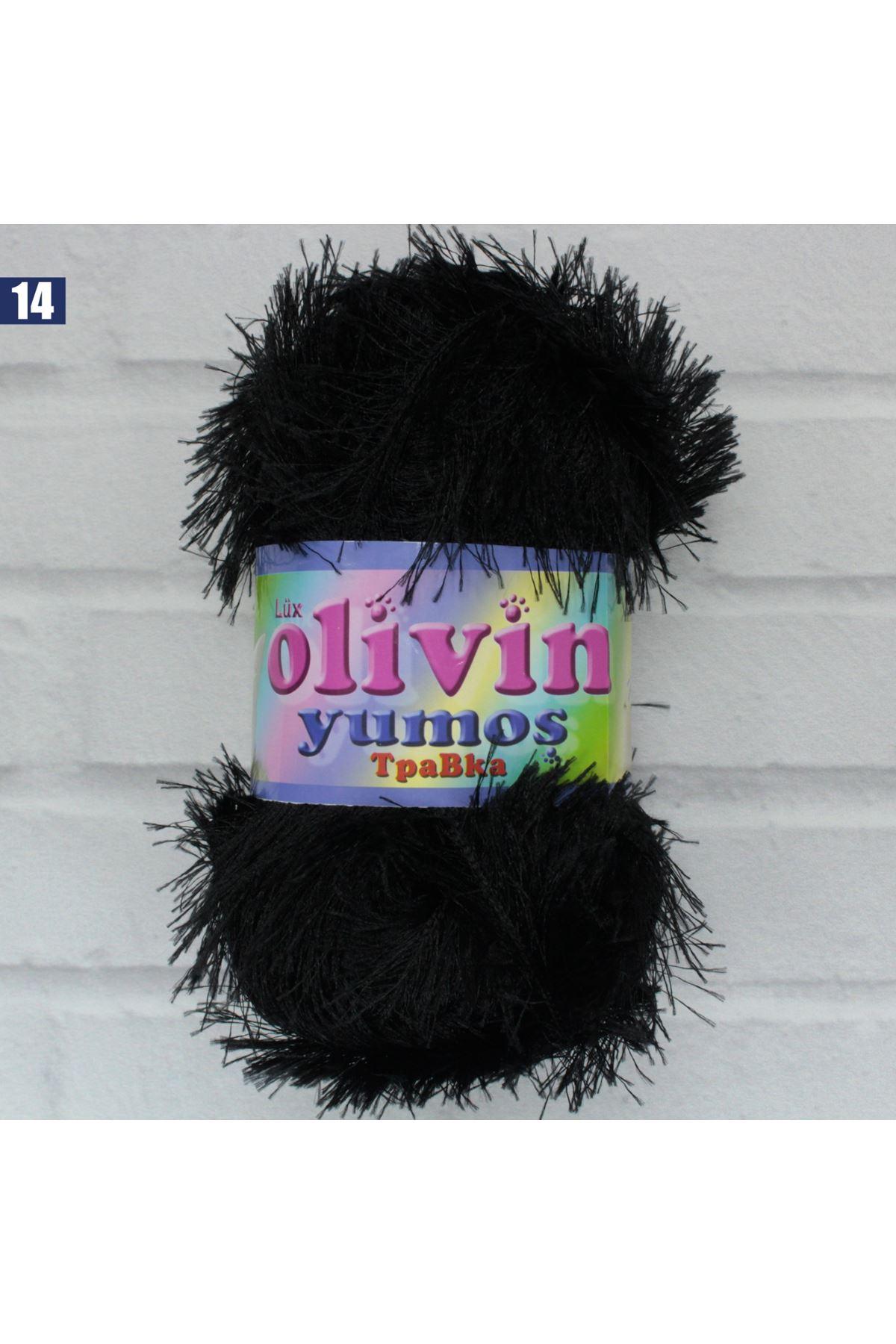 Olivin Yumoş Sakallı İp 14
