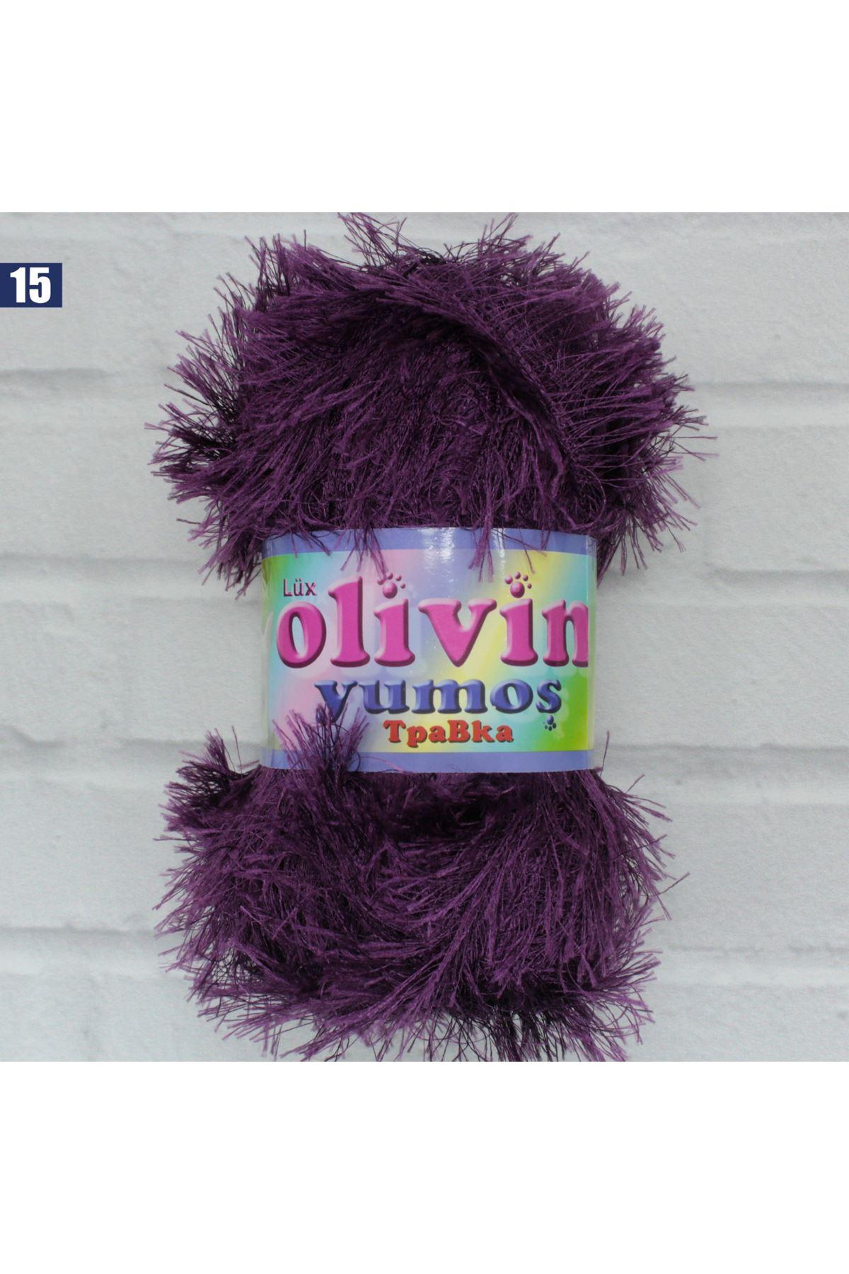 Olivin Yumoş Sakallı İp 15