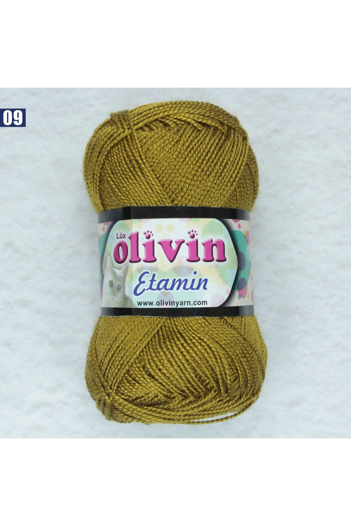 Olivin Etamin - 09