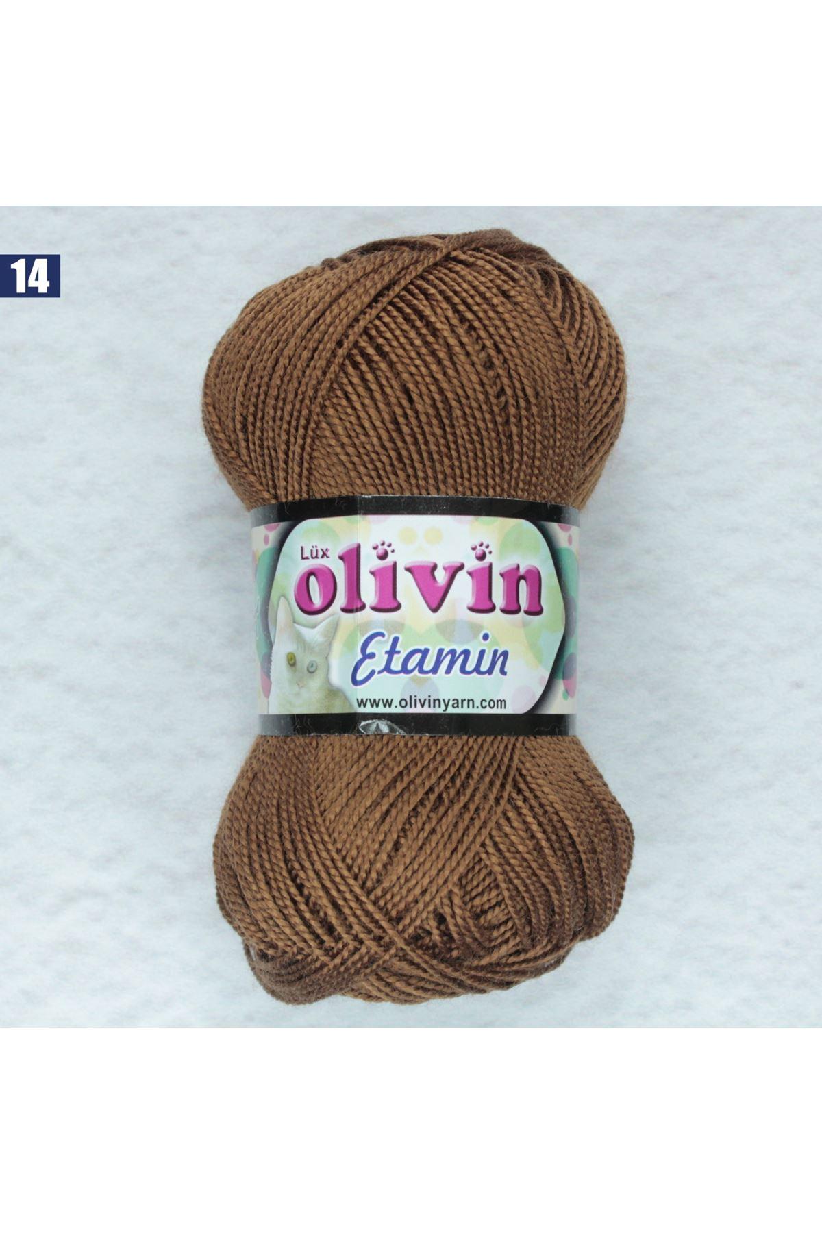 Olivin Etamin - 14