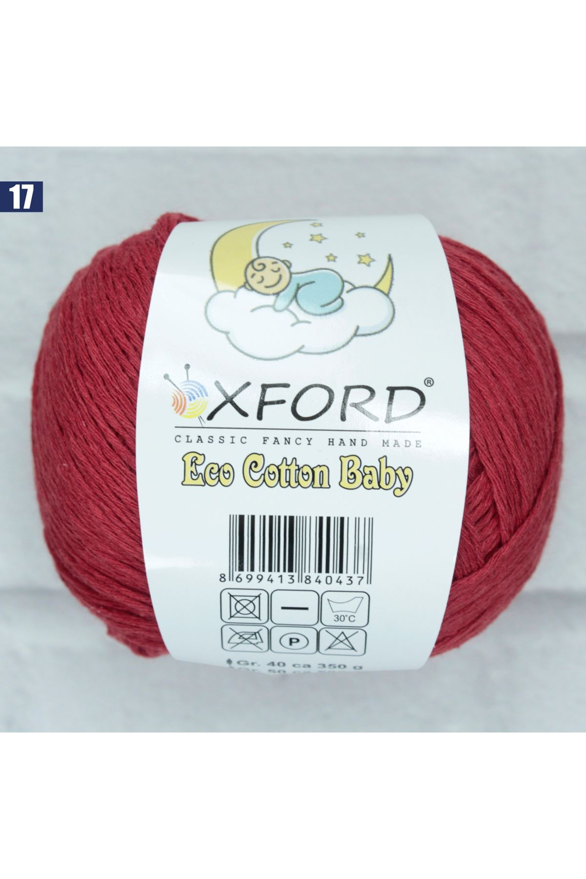 Oxford Eco Cotton Baby 17