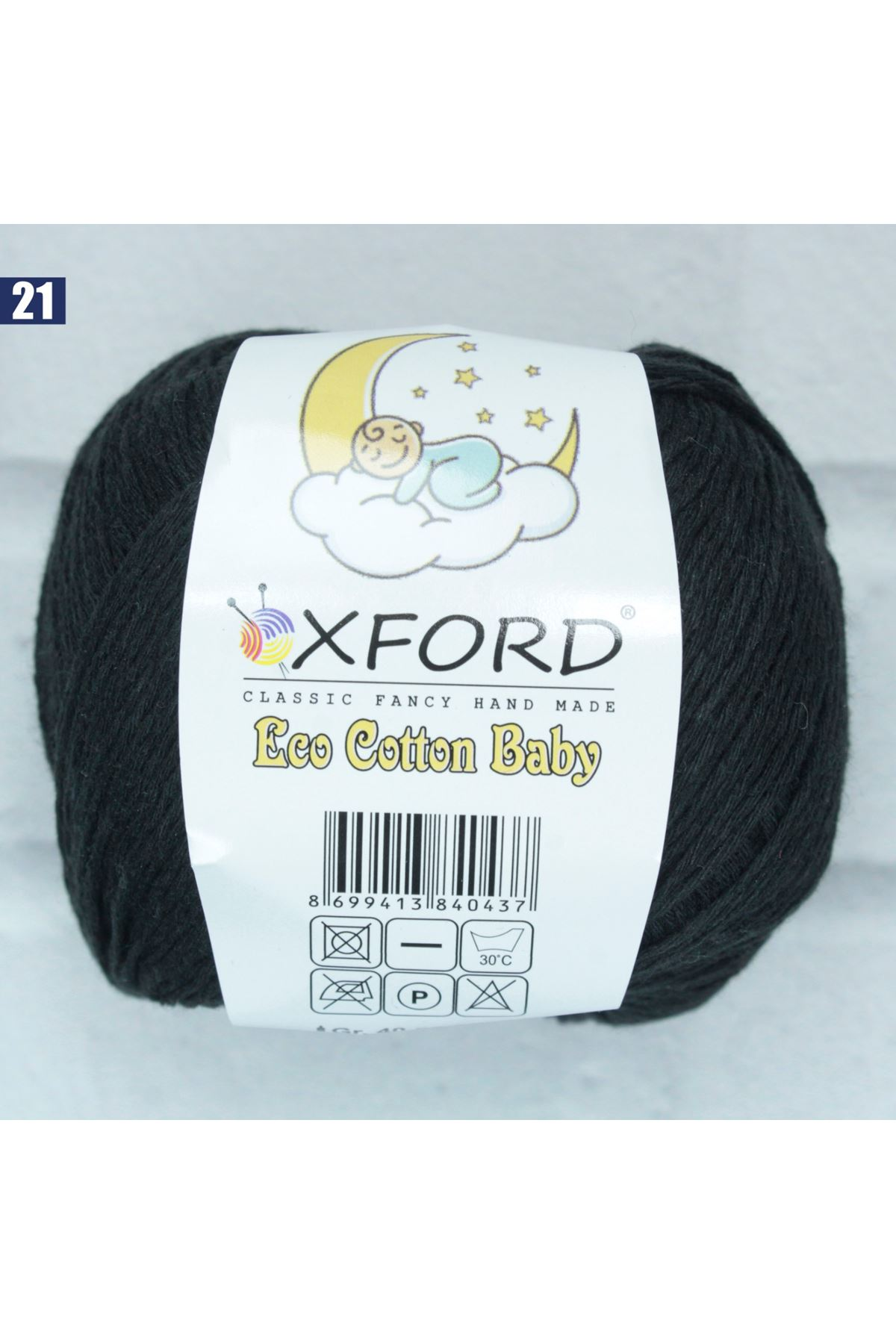Oxford Eco Cotton Baby 21
