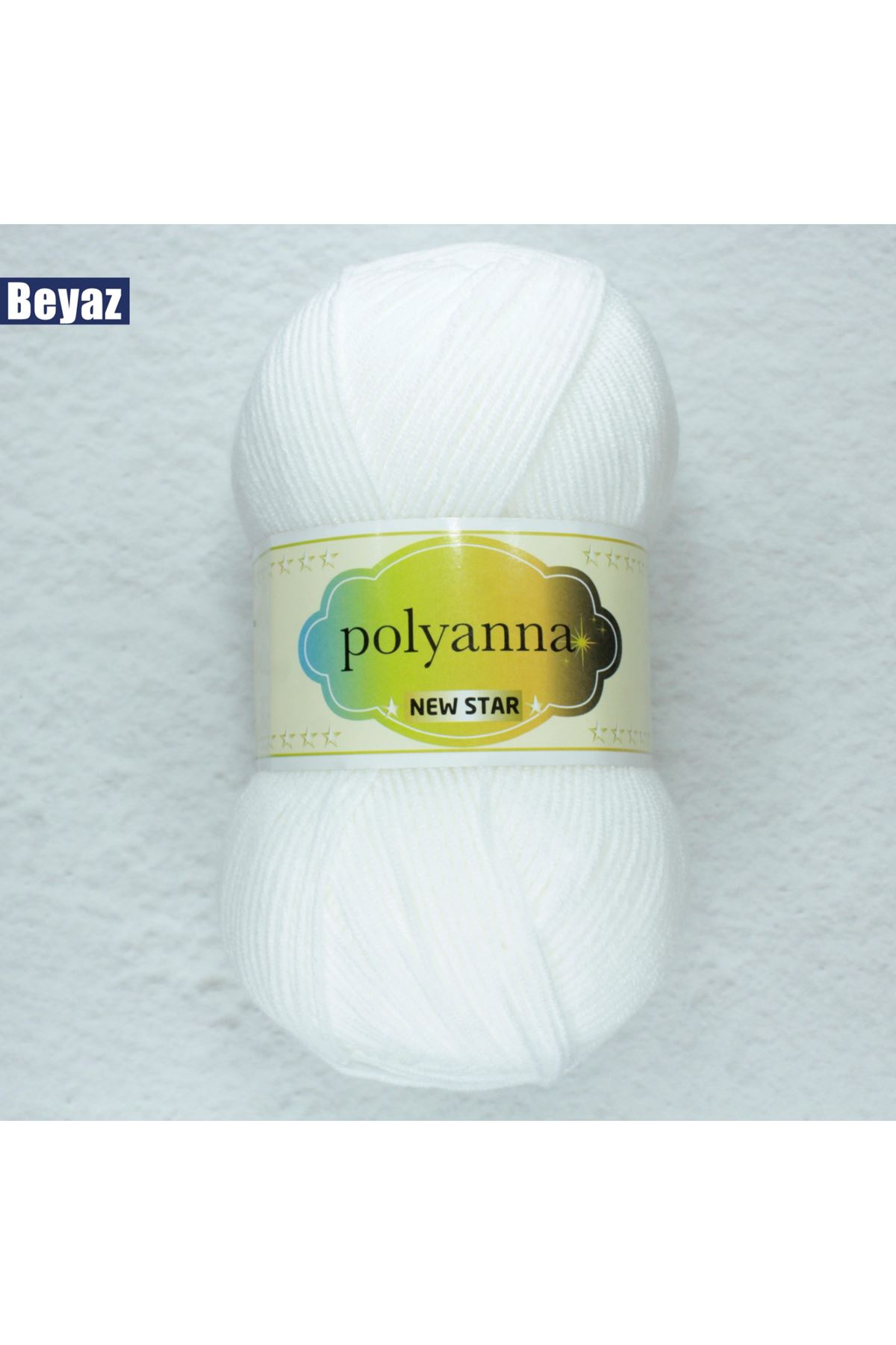 Polyanna New Star Beyaz