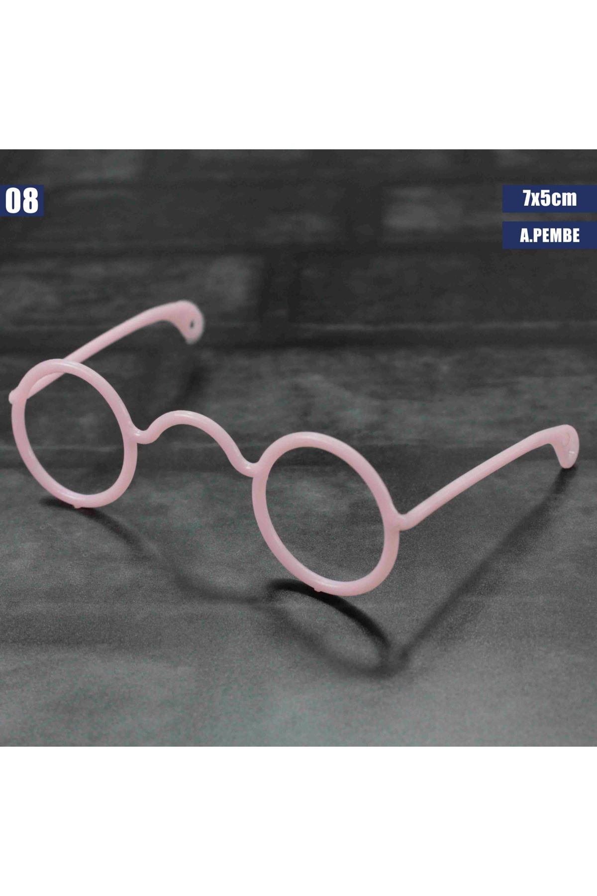 Amigurumi Gözlüğü 08