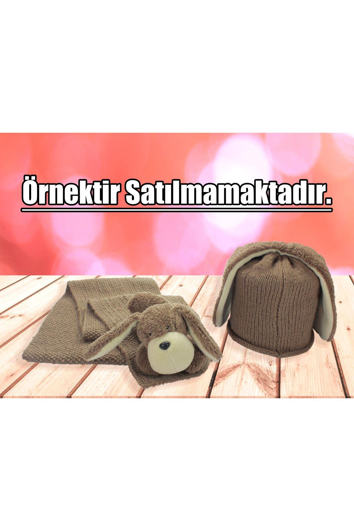 Pelüş Battaniye ve Yastık Kiti 05