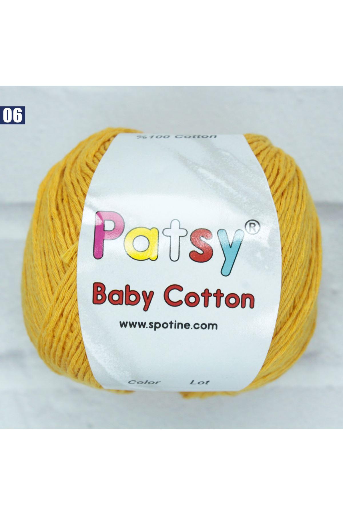 Patsy Baby Cotton 06