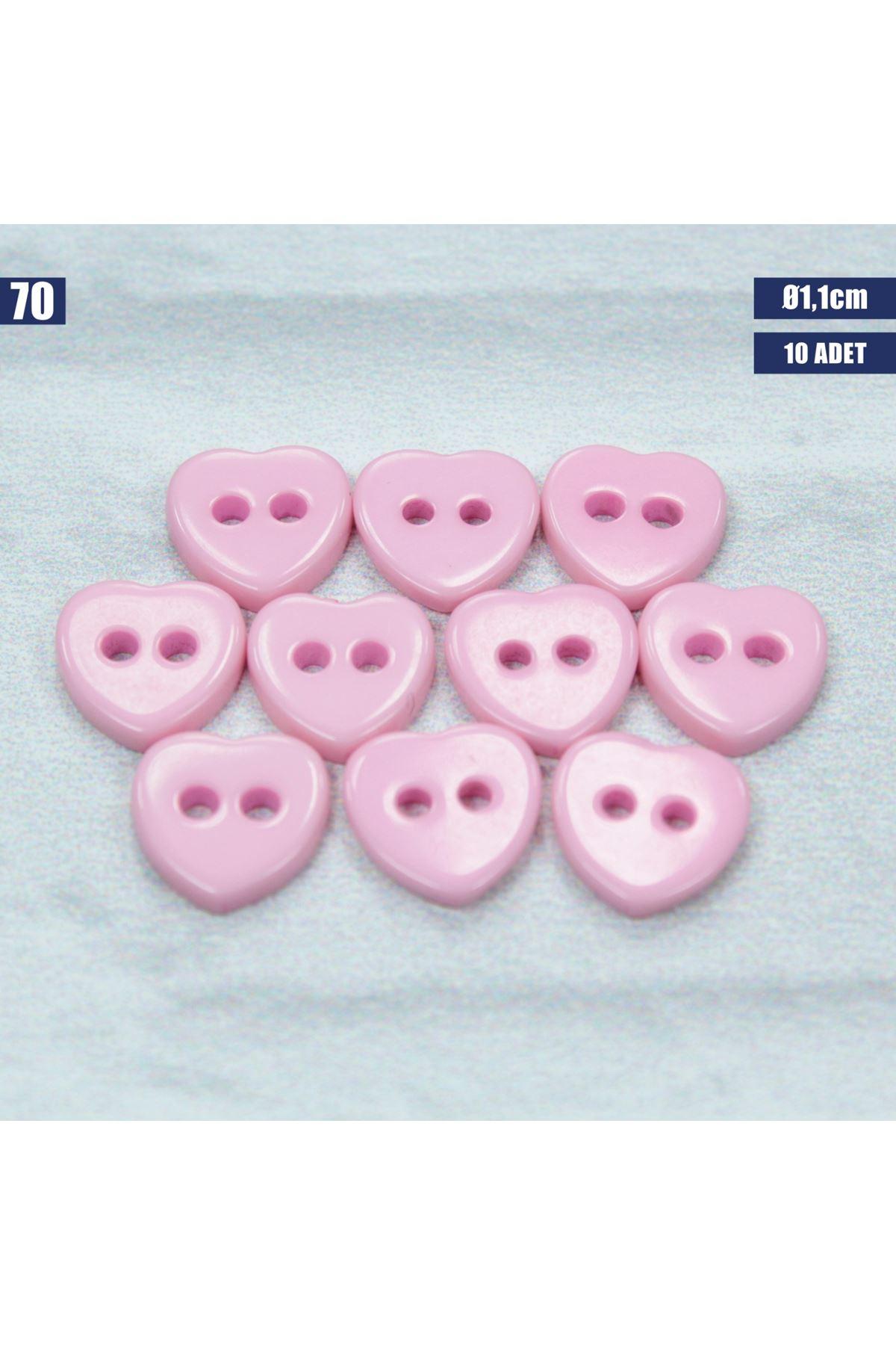 Amigurumi Düğmesi Ø 1,1cm - 70