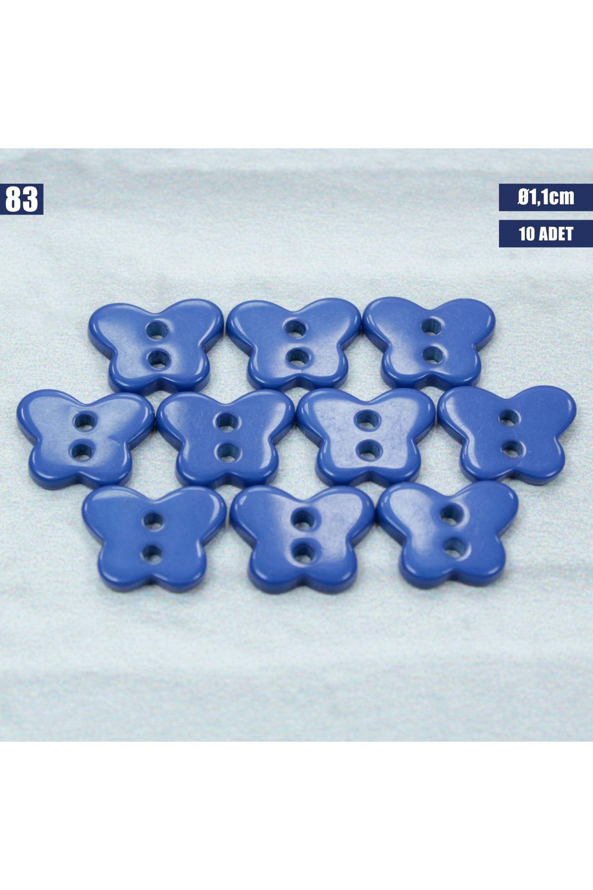 Amigurumi Düğmesi Ø 1,1cm - 83