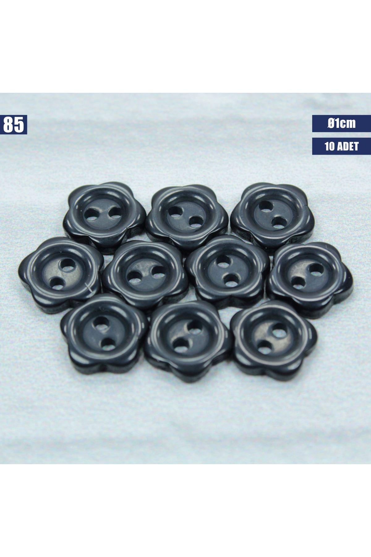 Amigurumi Düğmesi Ø 1cm - 85