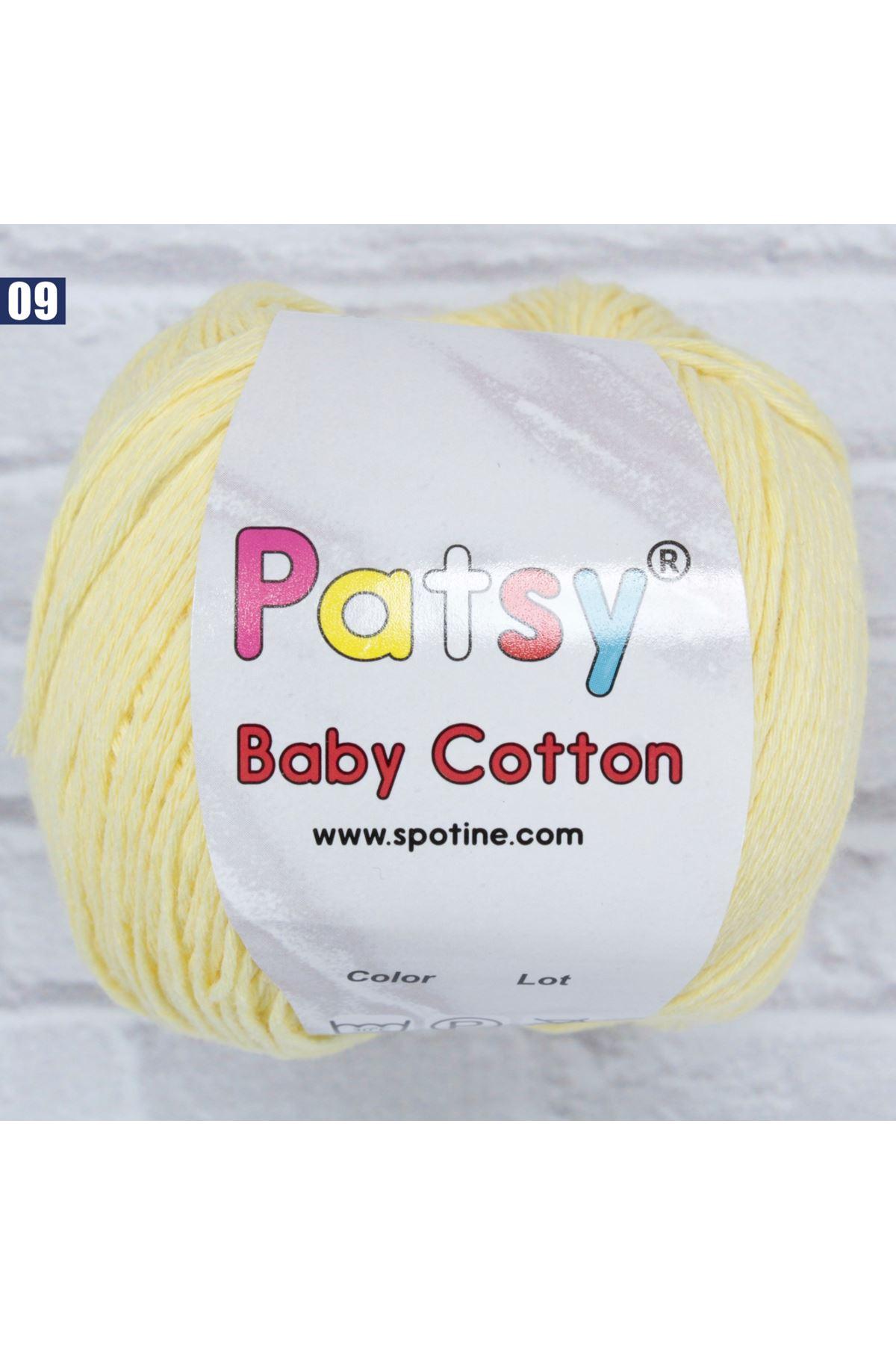 Patsy Baby Cotton 09