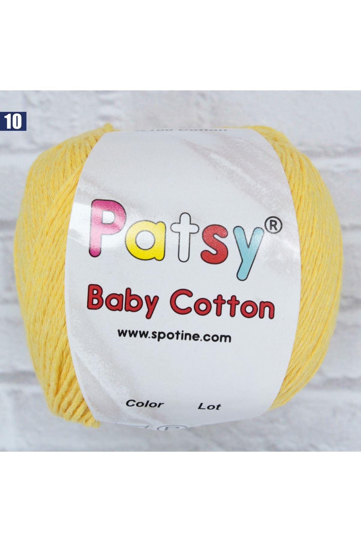 Patsy Baby Cotton 10