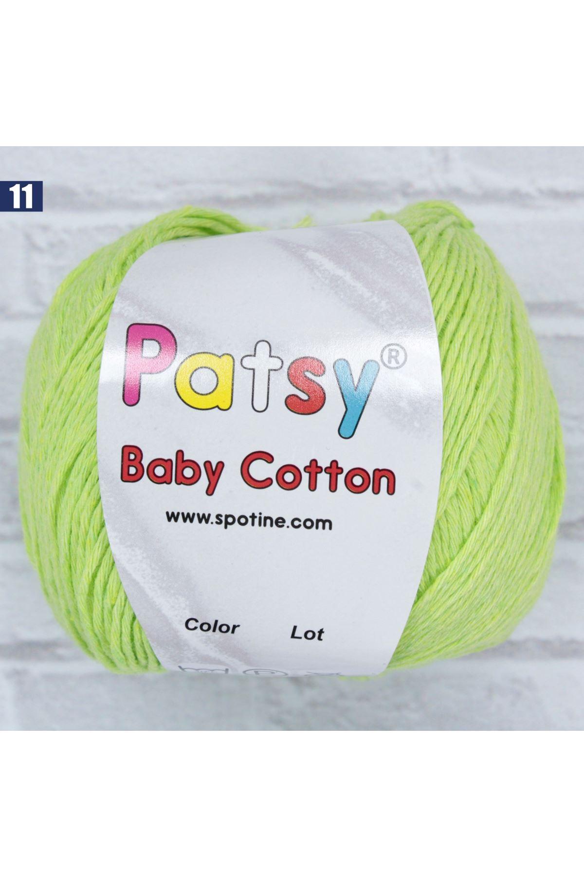 Patsy Baby Cotton 11