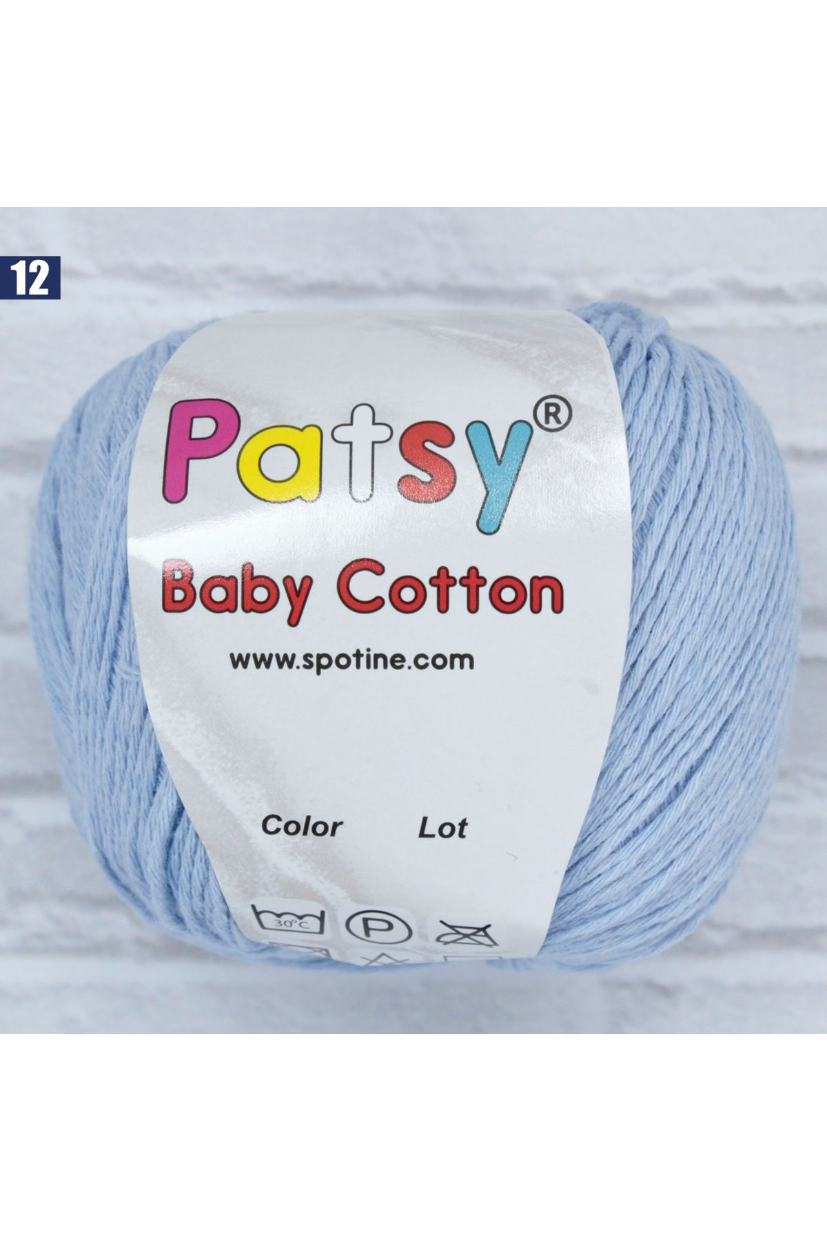 Patsy Baby Cotton 12