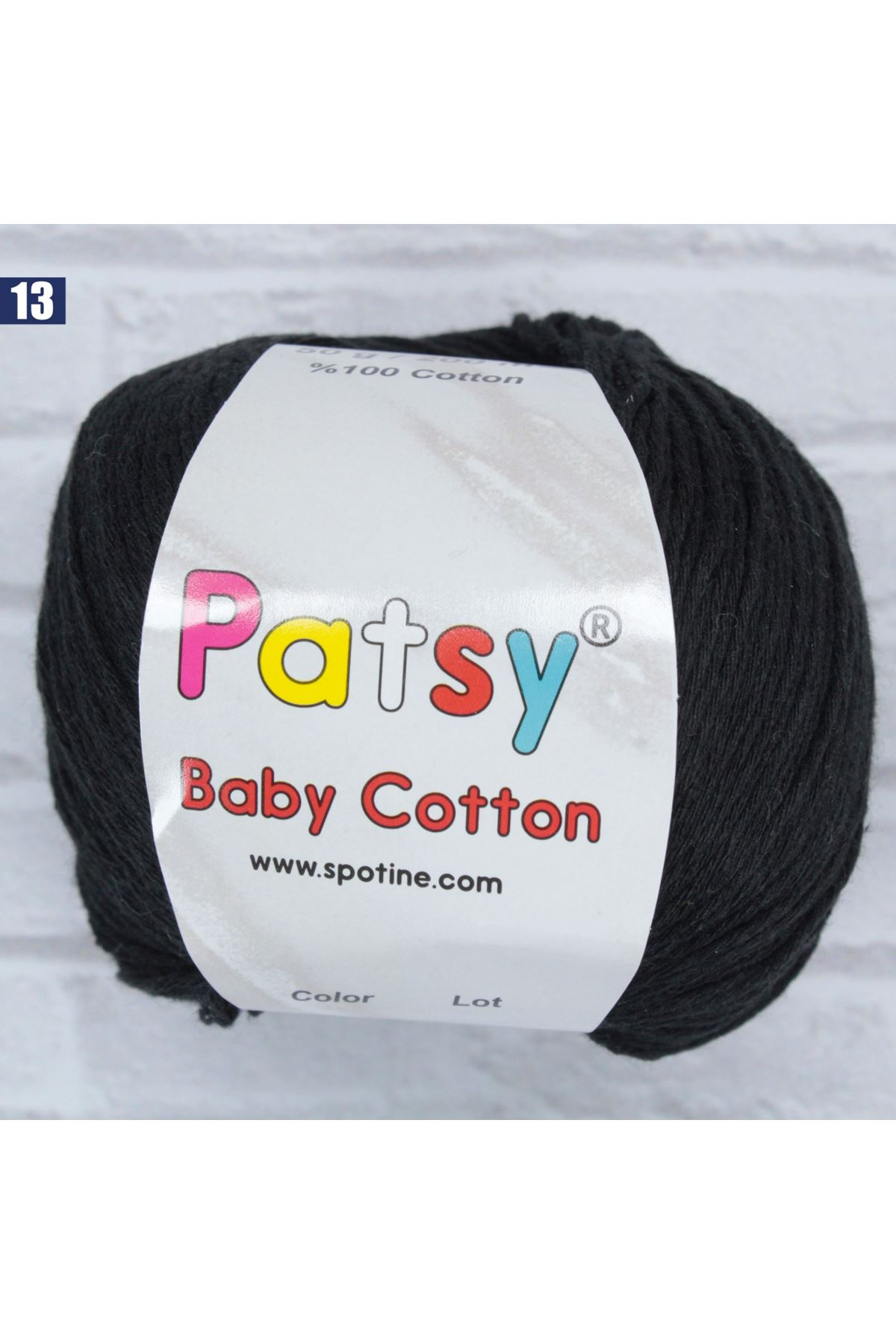 Patsy Baby Cotton 13