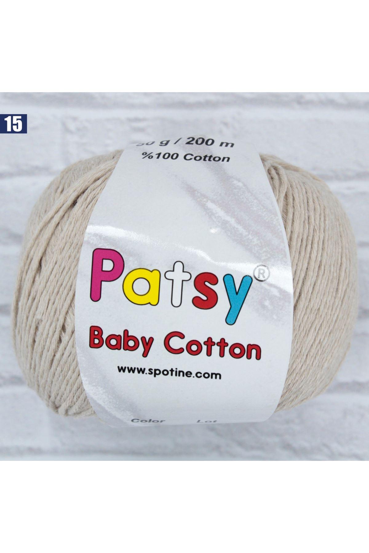 Patsy Baby Cotton 15