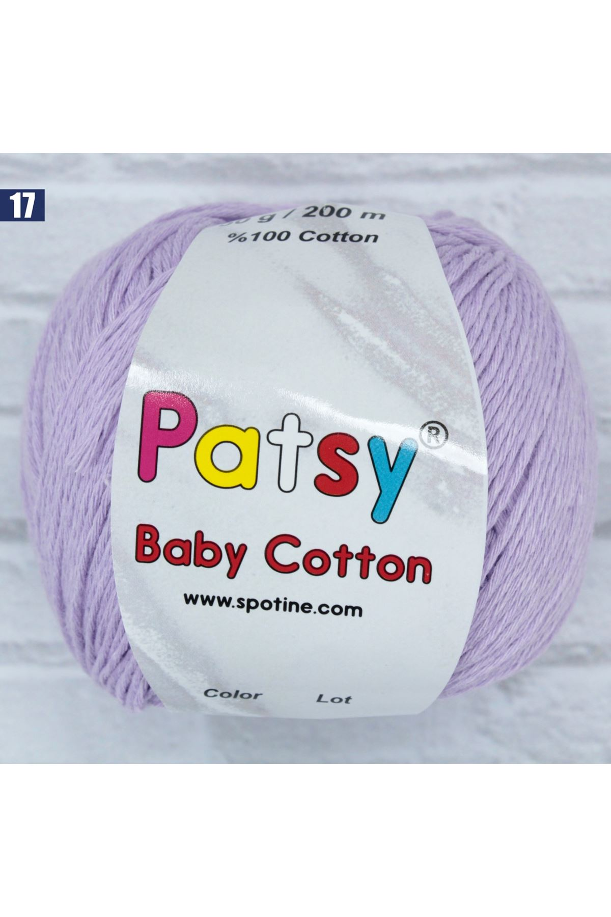 Patsy Baby Cotton 17